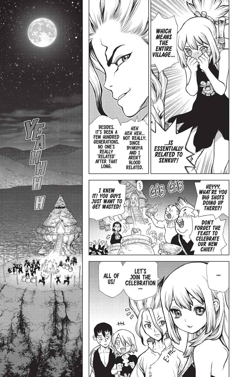 Dr. Stone Chapter 45 Page 3