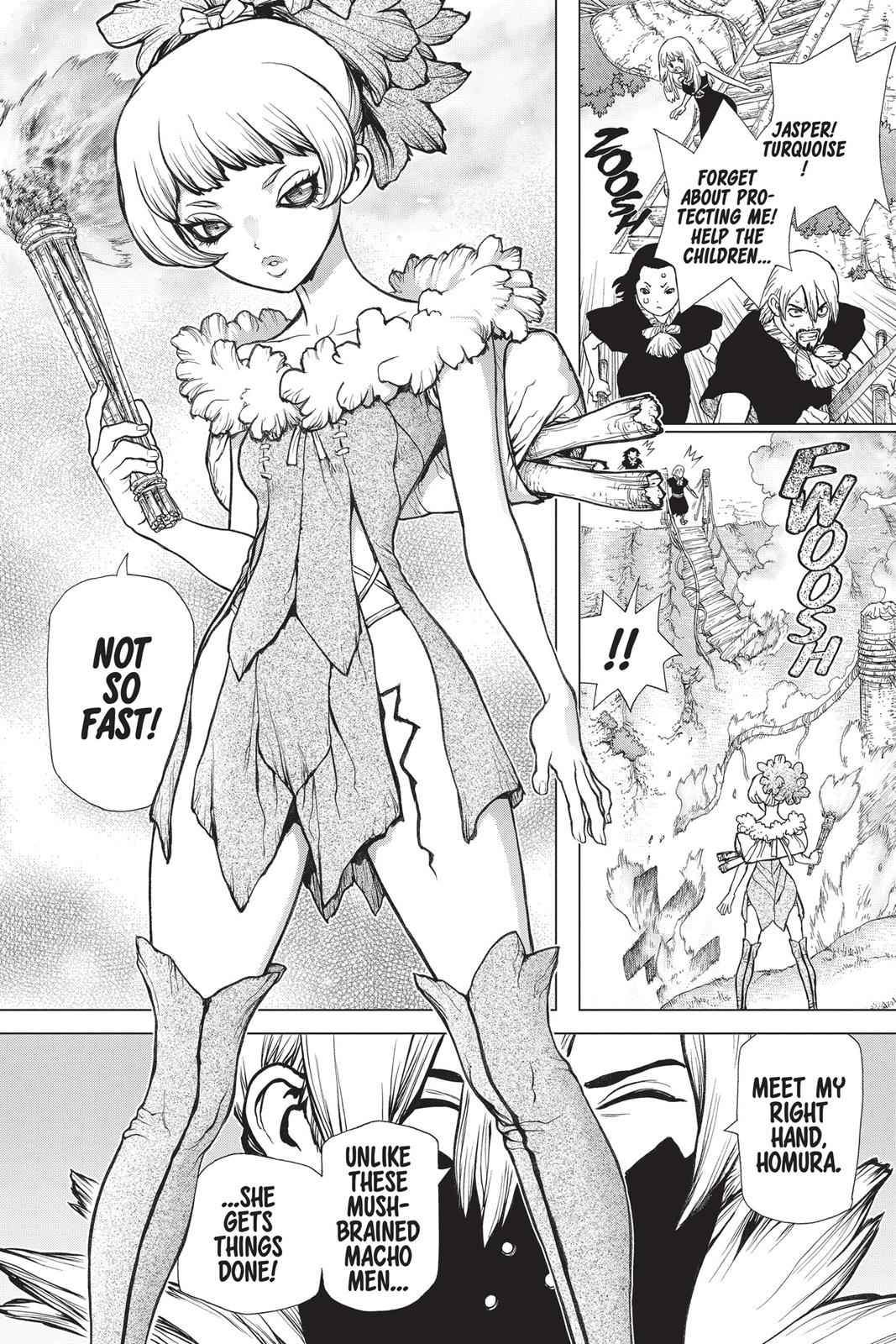 Dr. Stone Chapter 49 Page 3