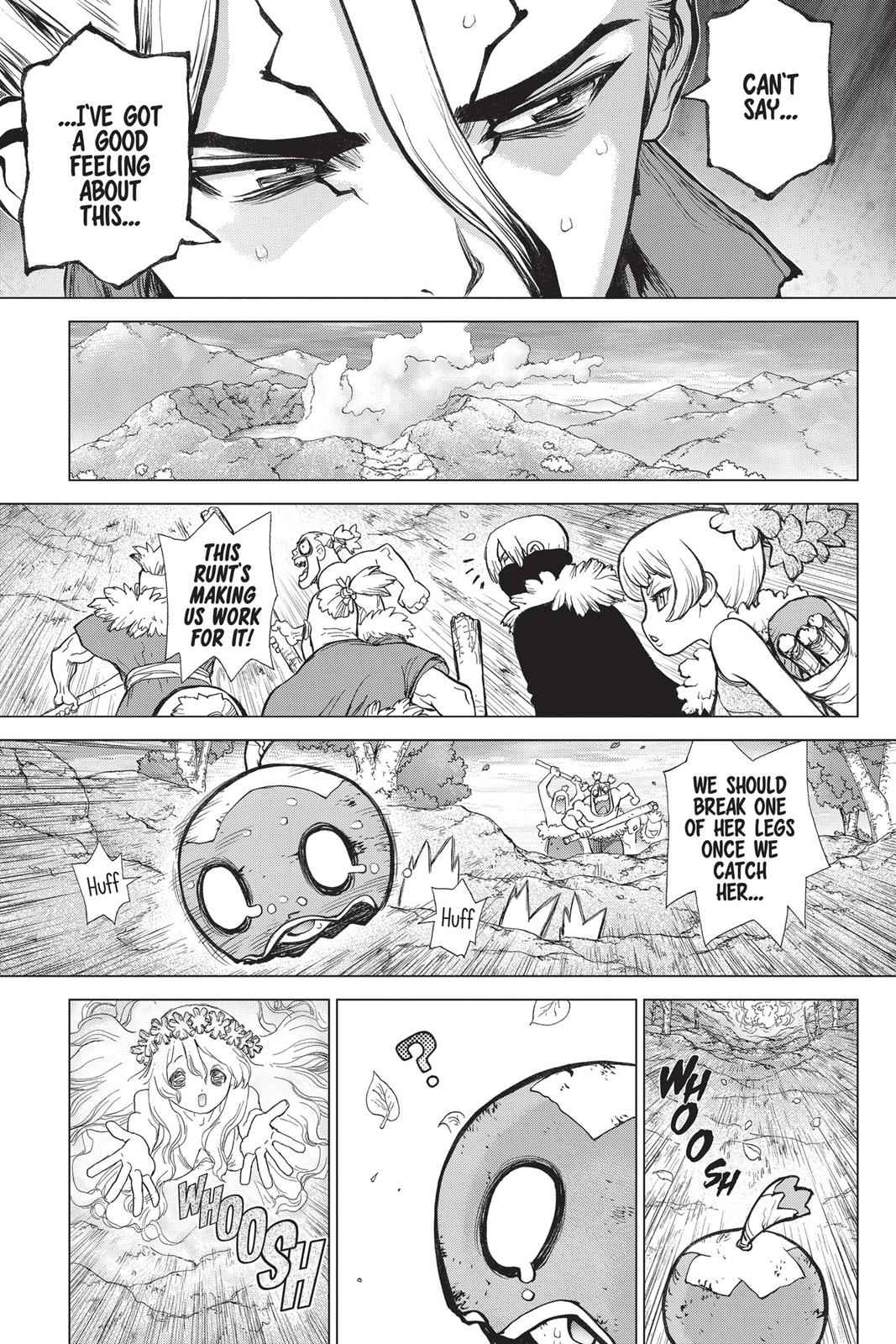 Dr. Stone Chapter 49 Page 8