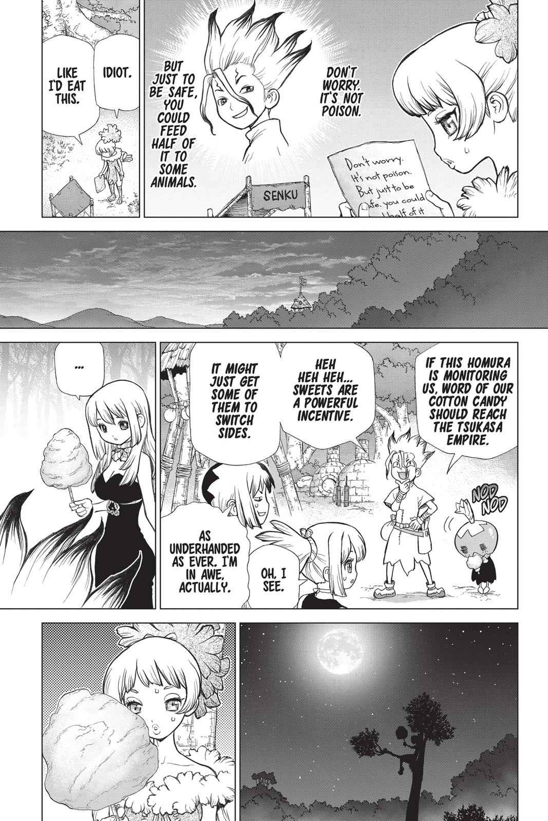 Dr. Stone Chapter 51 Page 16