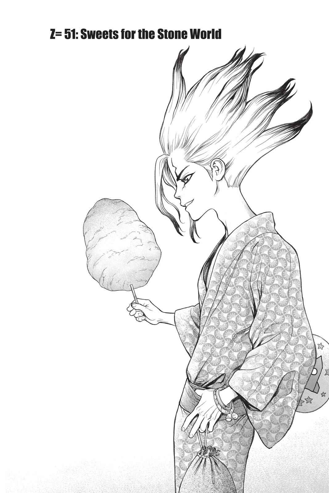 Dr. Stone Chapter 51 Page 5