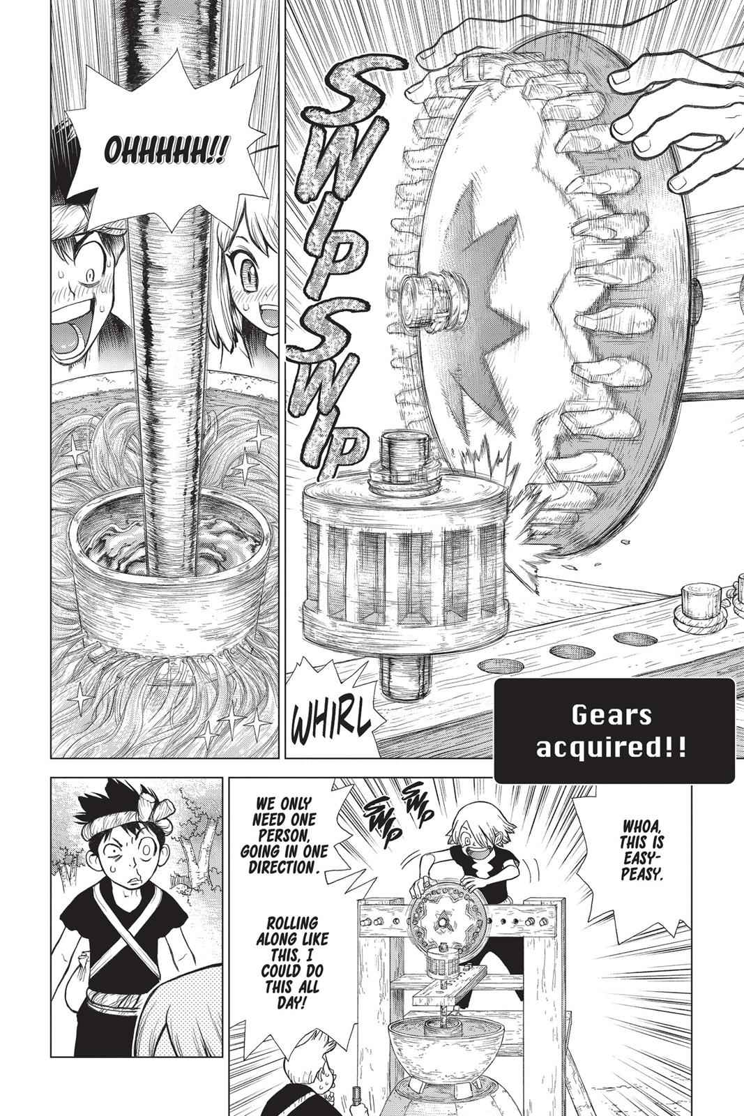 Dr. Stone Chapter 52 Page 12