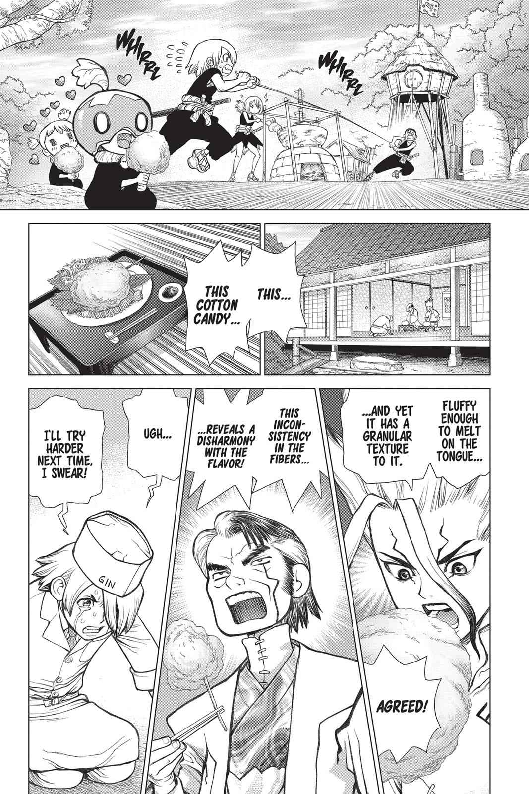 Dr. Stone Chapter 52 Page 6