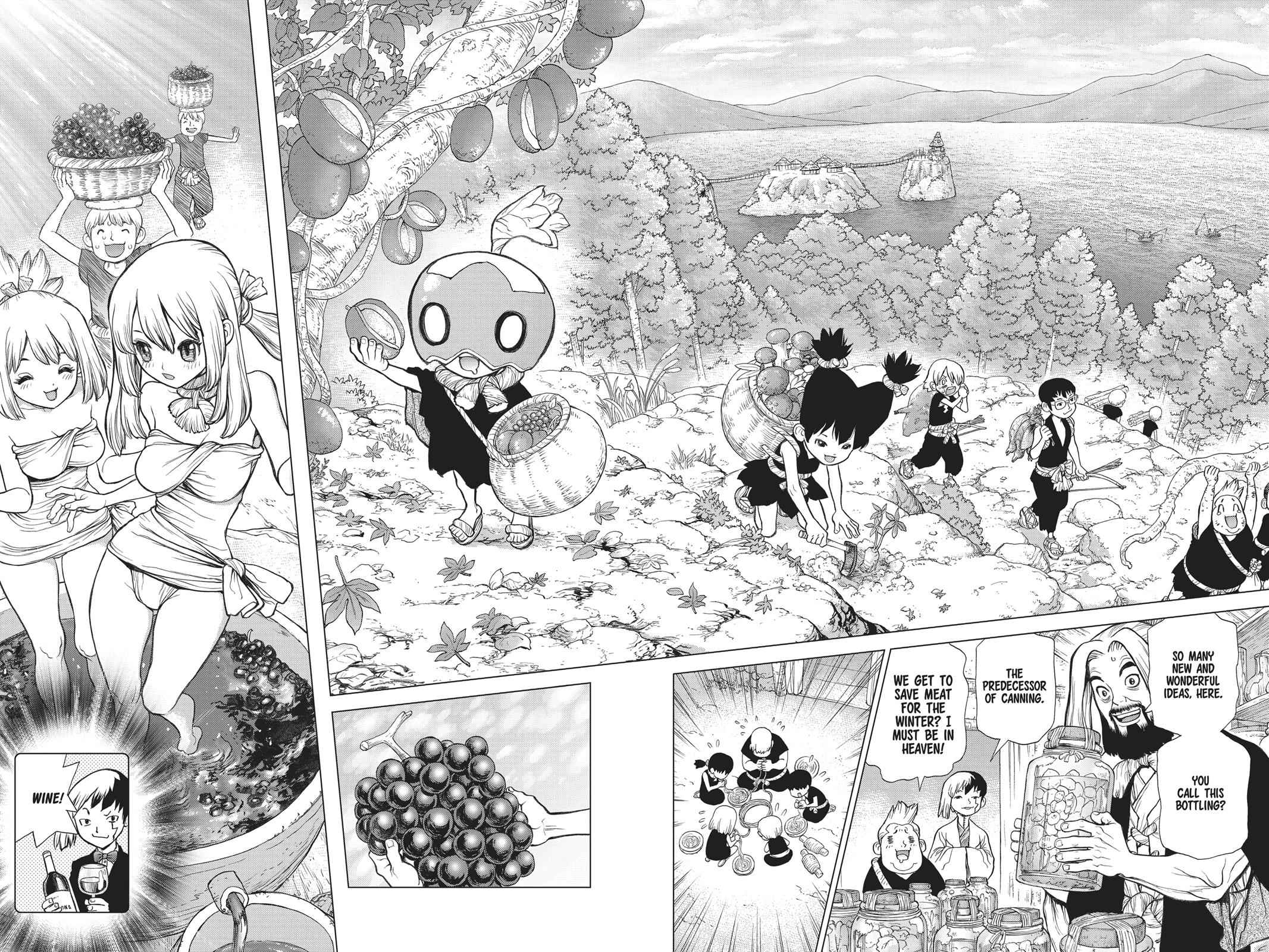 Dr. Stone Chapter 53 Page 16