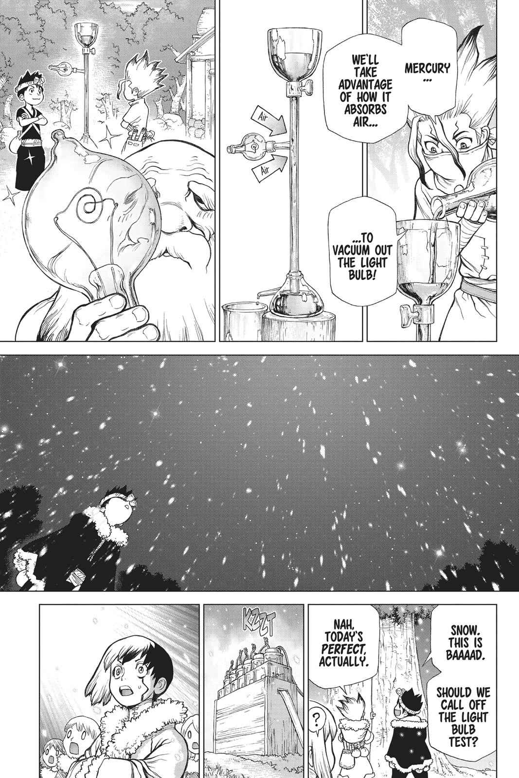 Dr. Stone Chapter 53 Page 20