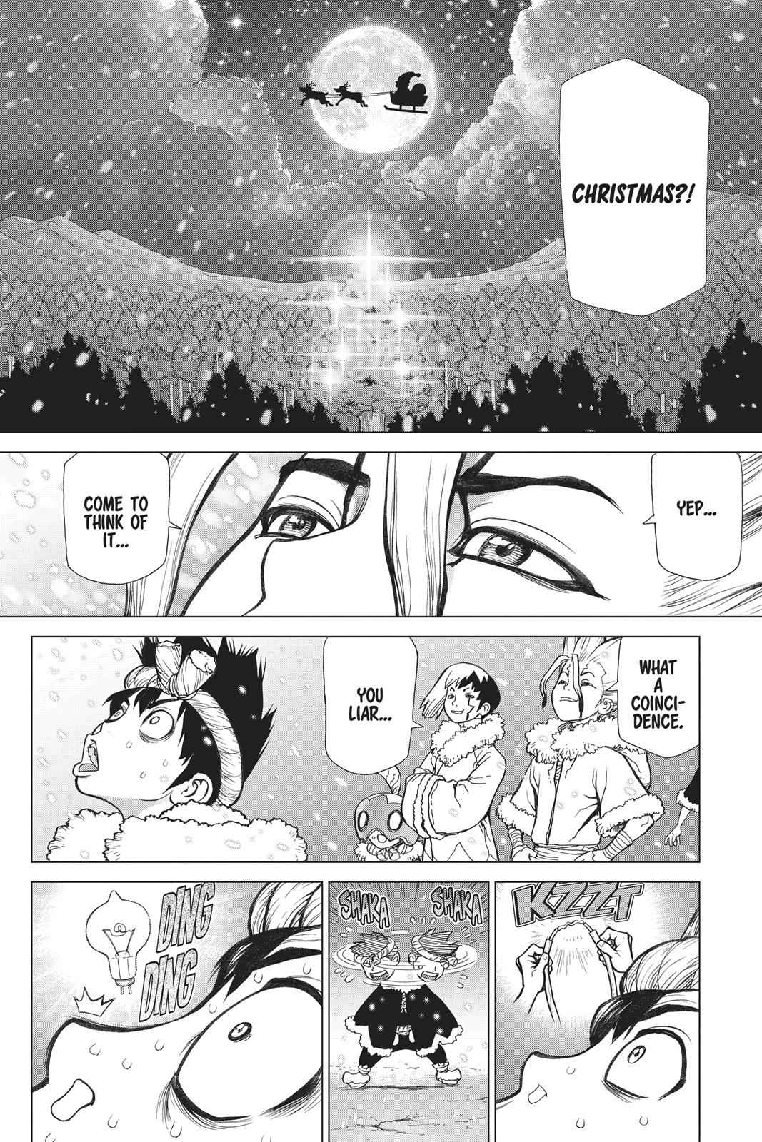 Dr. Stone Chapter 53 Page 22