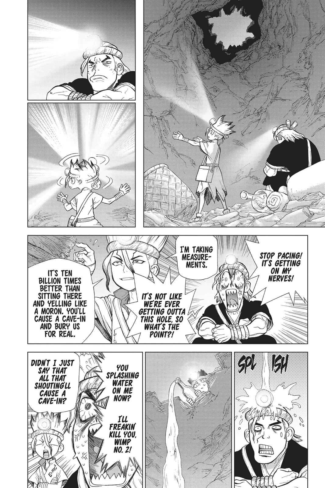 Dr. Stone Chapter 55 Page 12