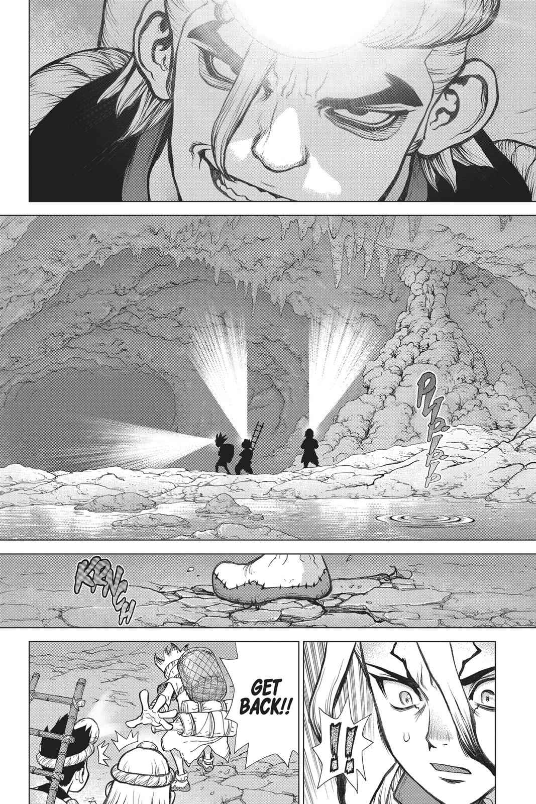 Dr. Stone Chapter 55 Page 6