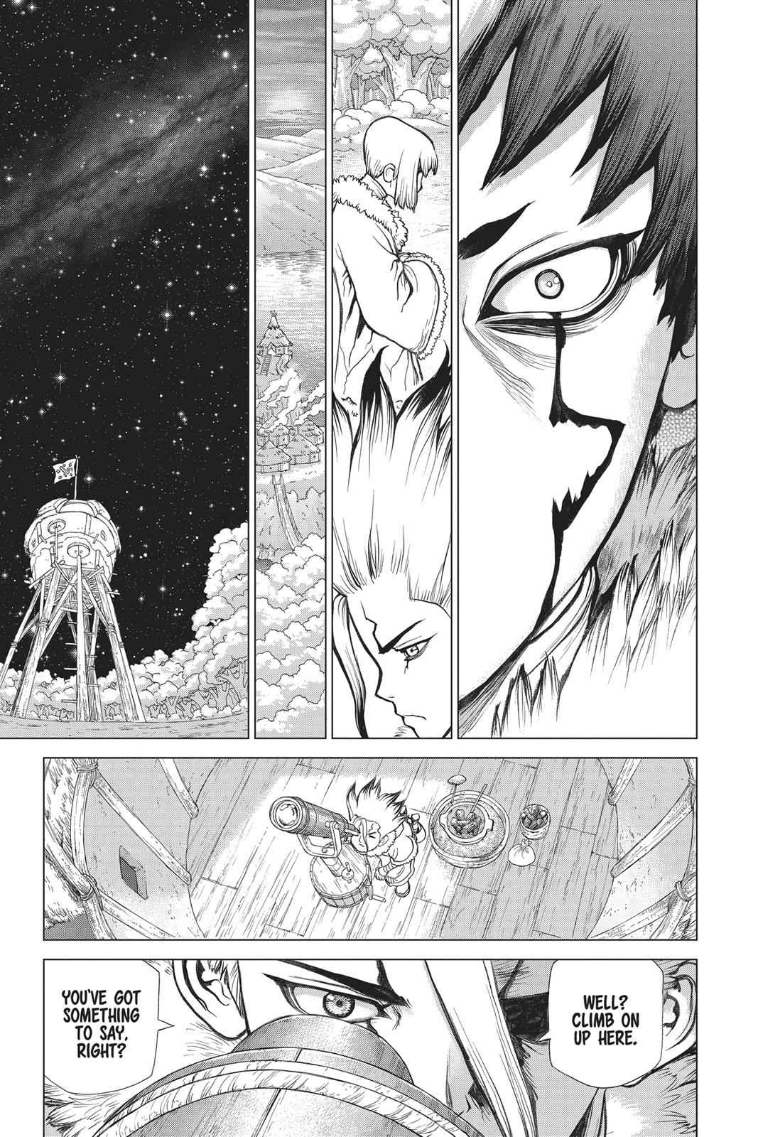 Dr. Stone Chapter 60 Page 16