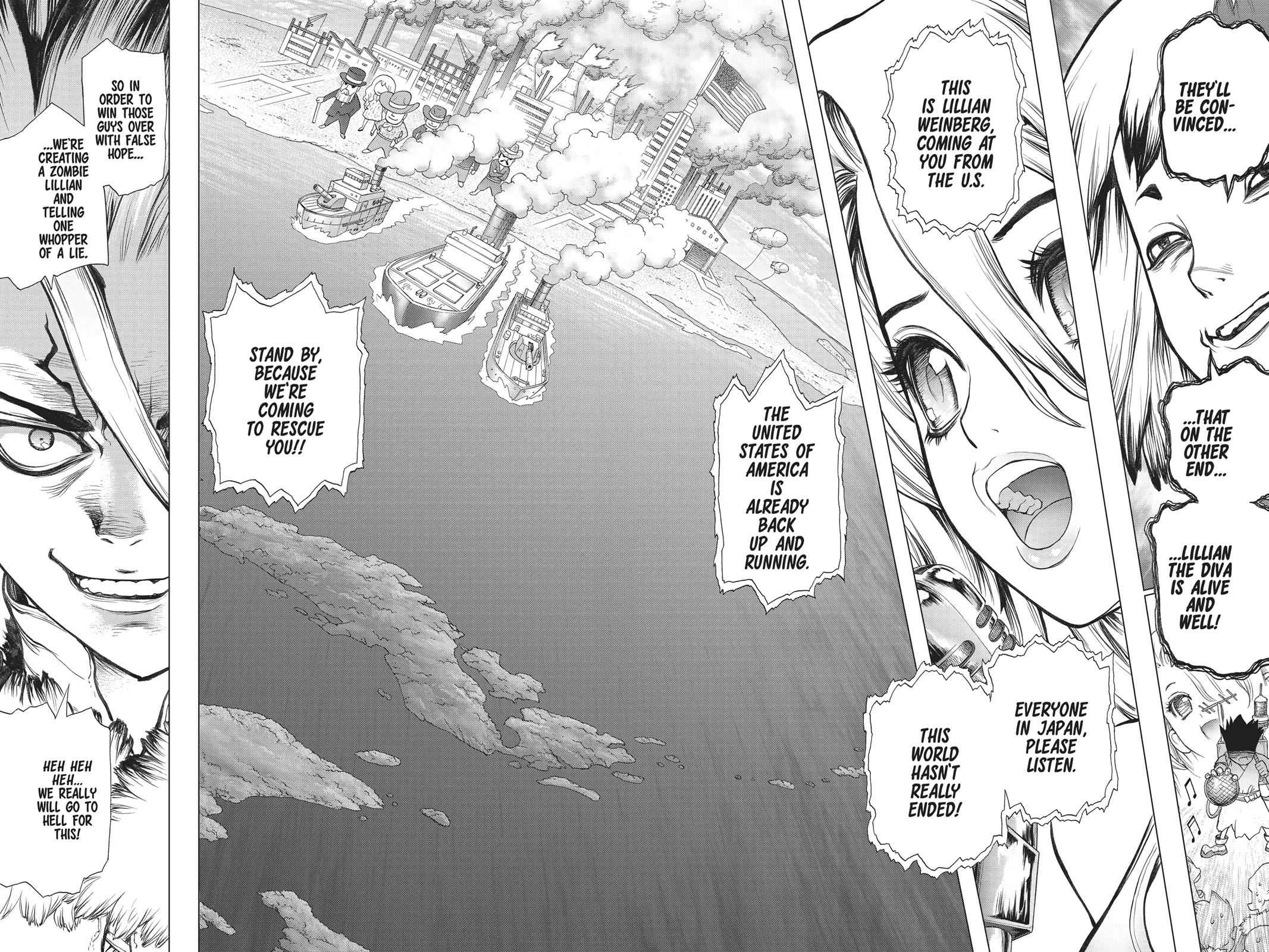 Dr. Stone Chapter 61 Page 6