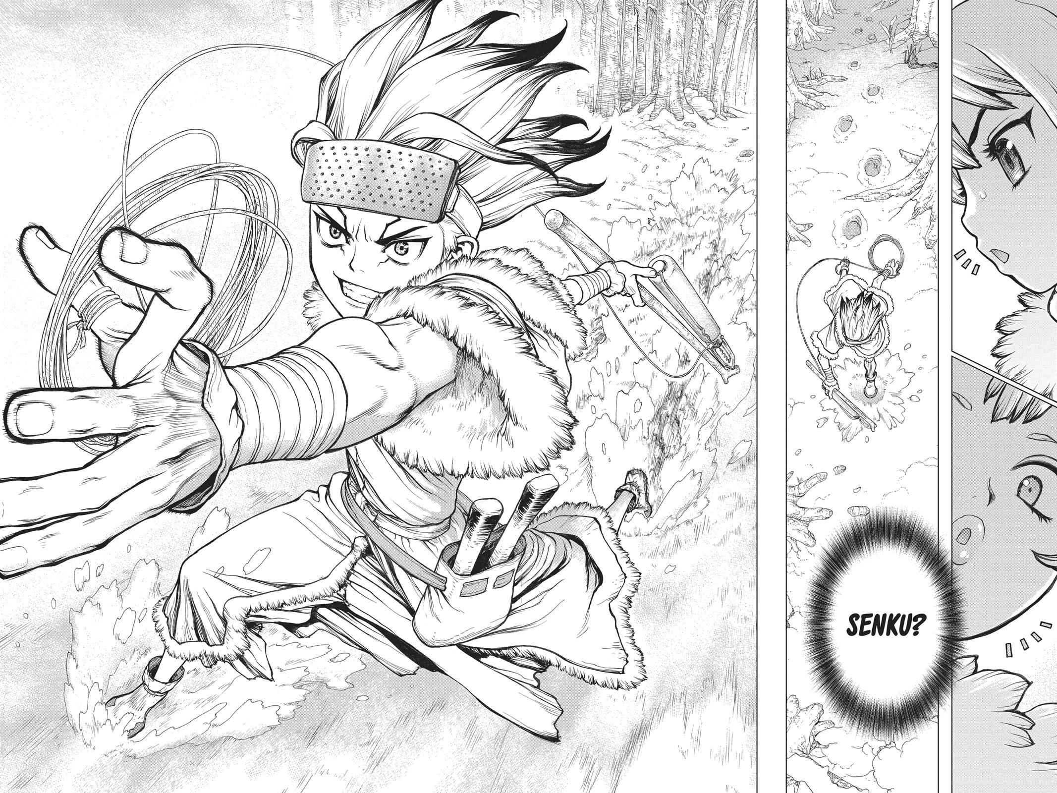 Dr. Stone Chapter 62 Page 14