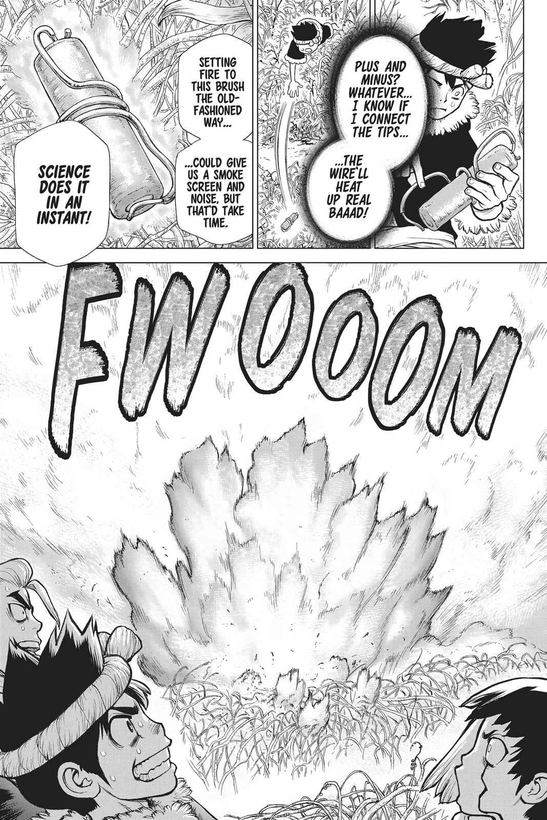 Dr. Stone Chapter 65 Page 13