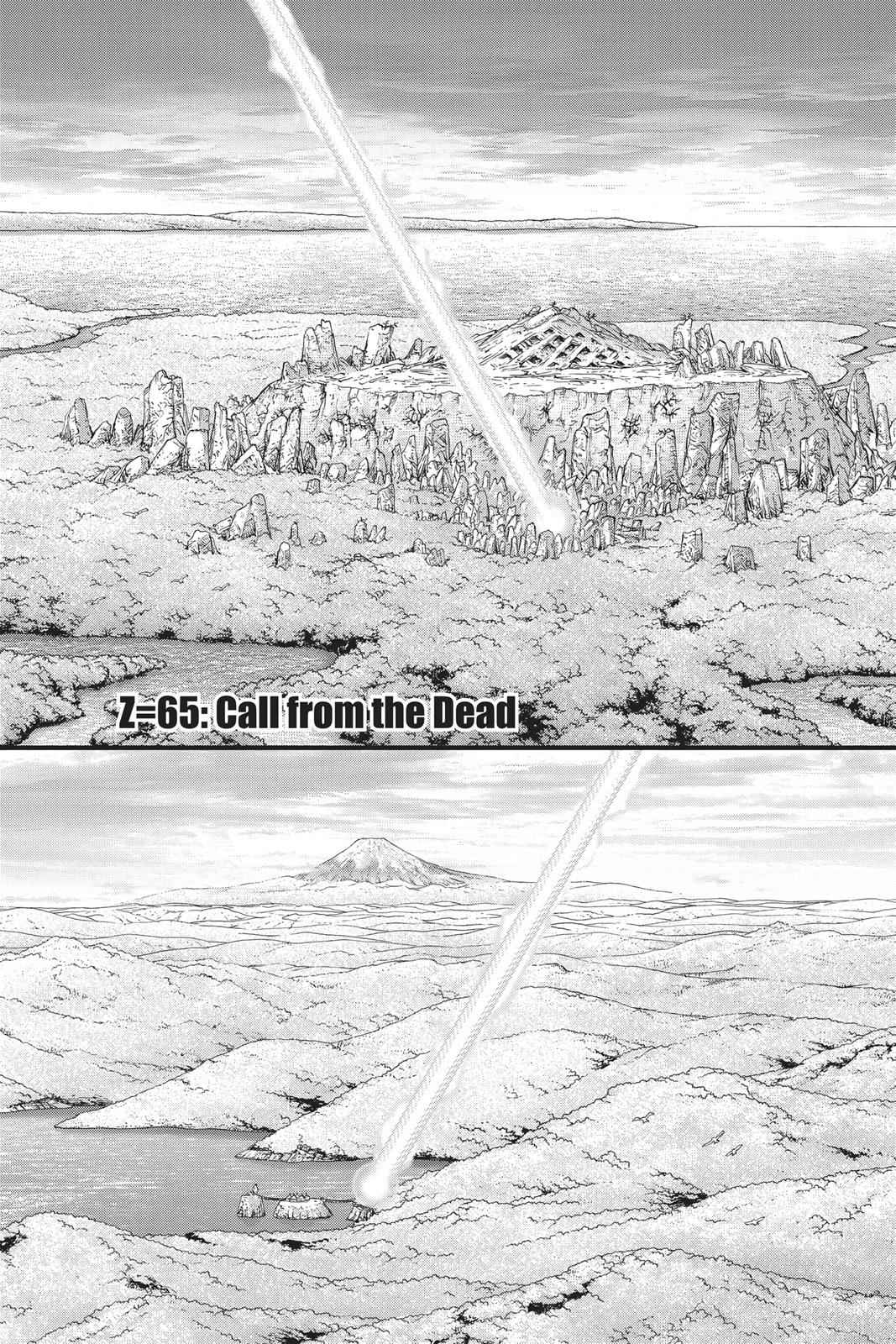 Dr. Stone Chapter 65 Page 3