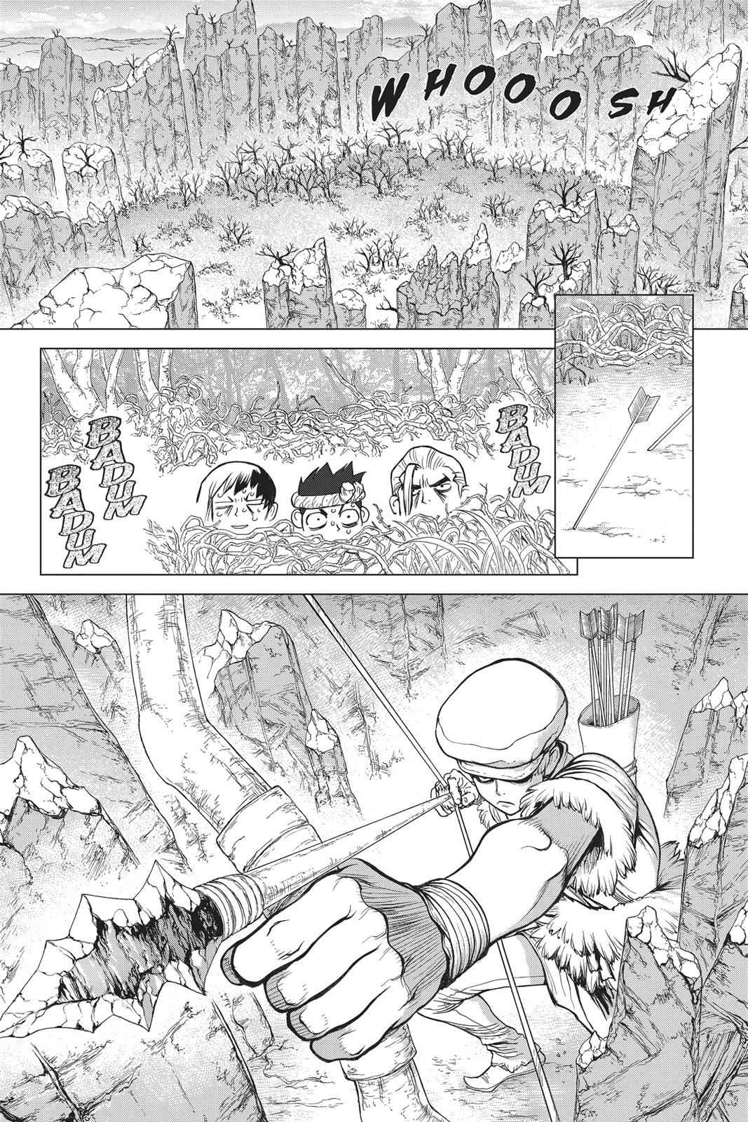 Dr. Stone Chapter 65 Page 8