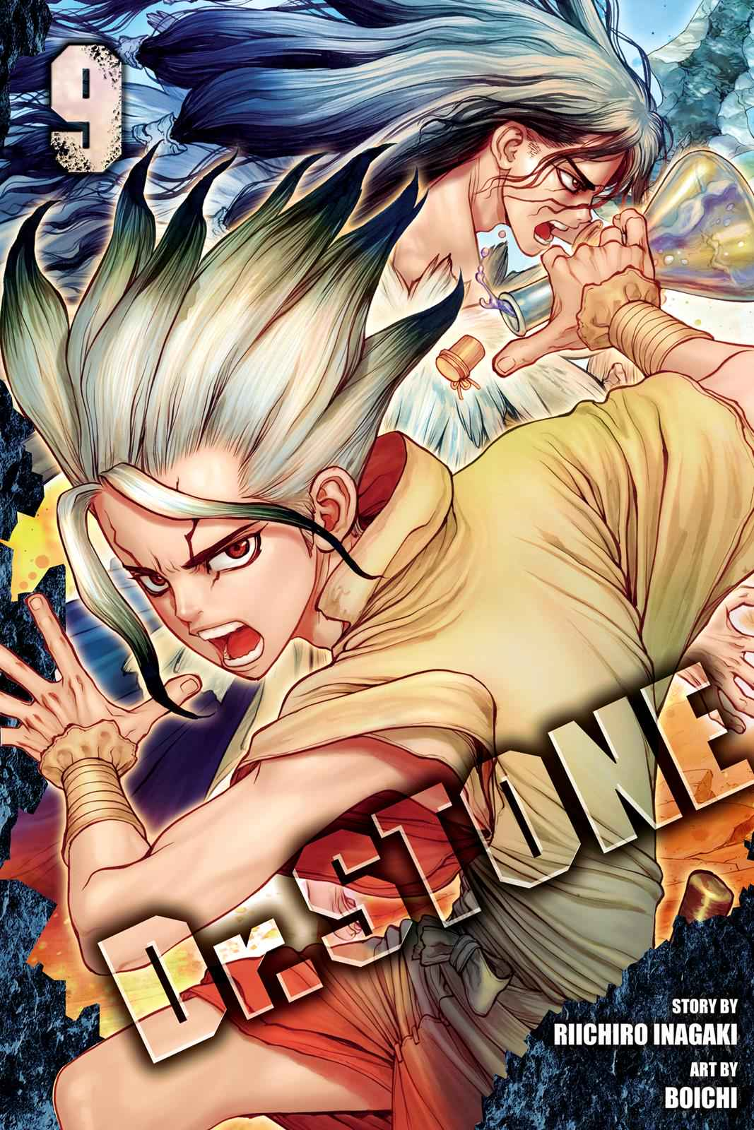 Dr. Stone Chapter 71 Page 1