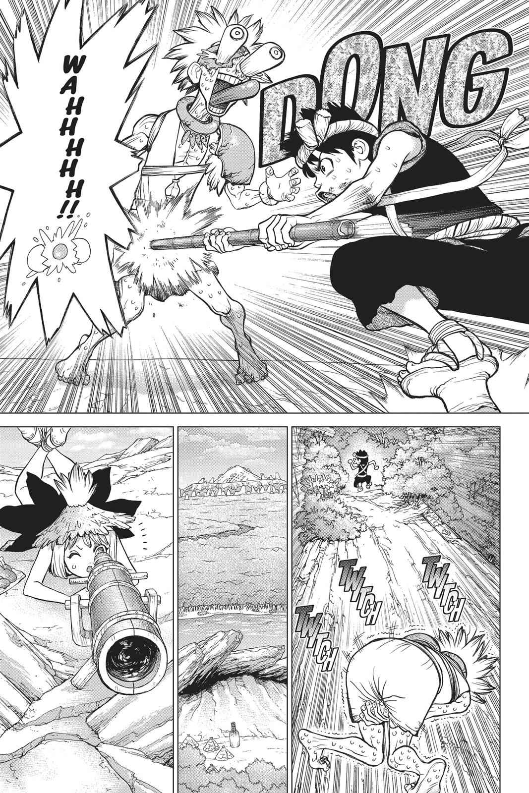 Dr. Stone Chapter 72 Page 13