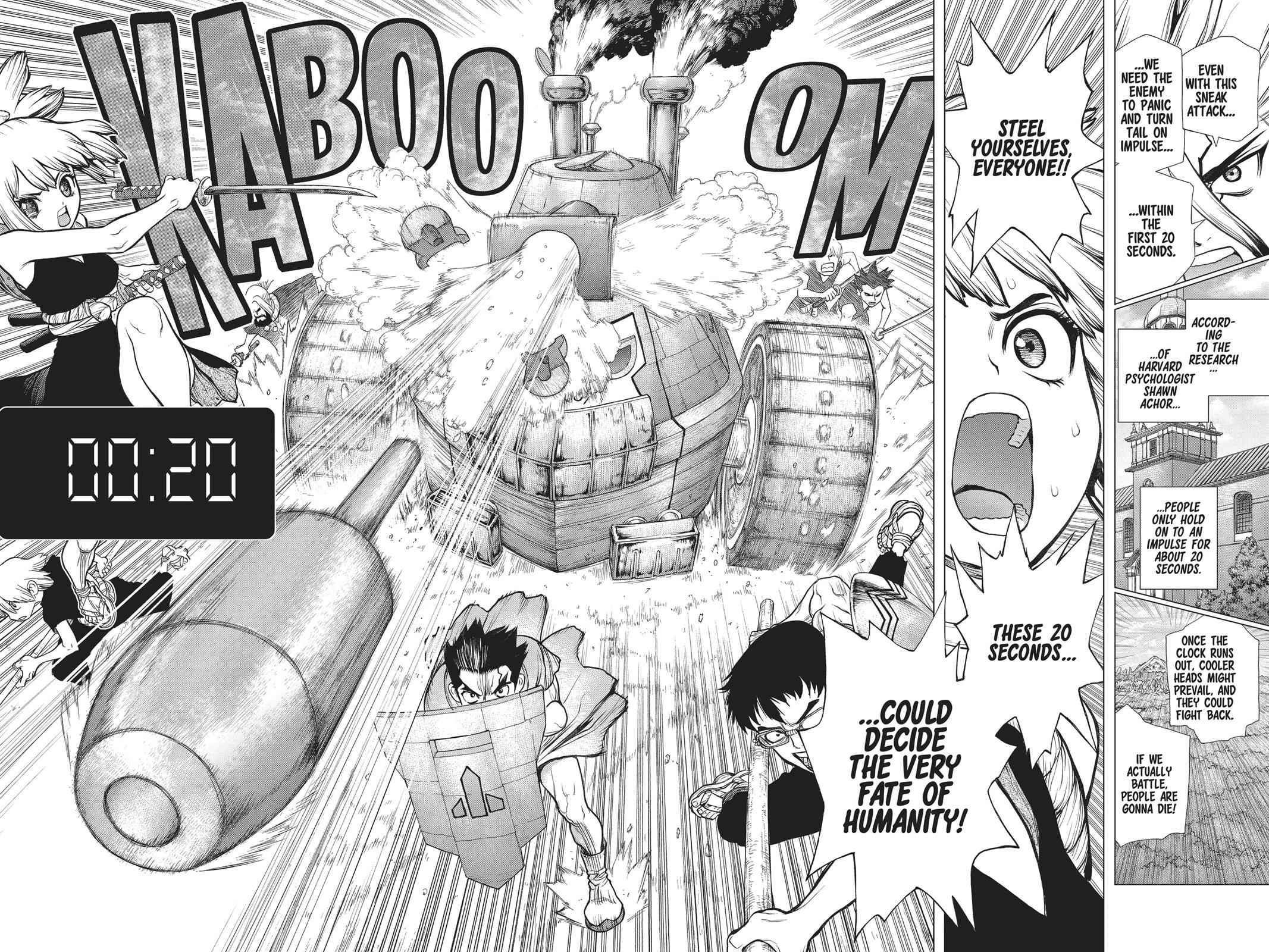 Dr. Stone Chapter 74 Page 16