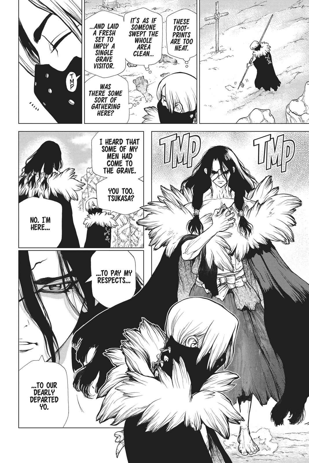 Dr. Stone Chapter 74 Page 6
