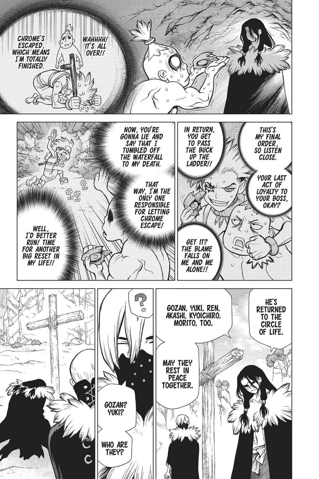 Dr. Stone Chapter 74 Page 7