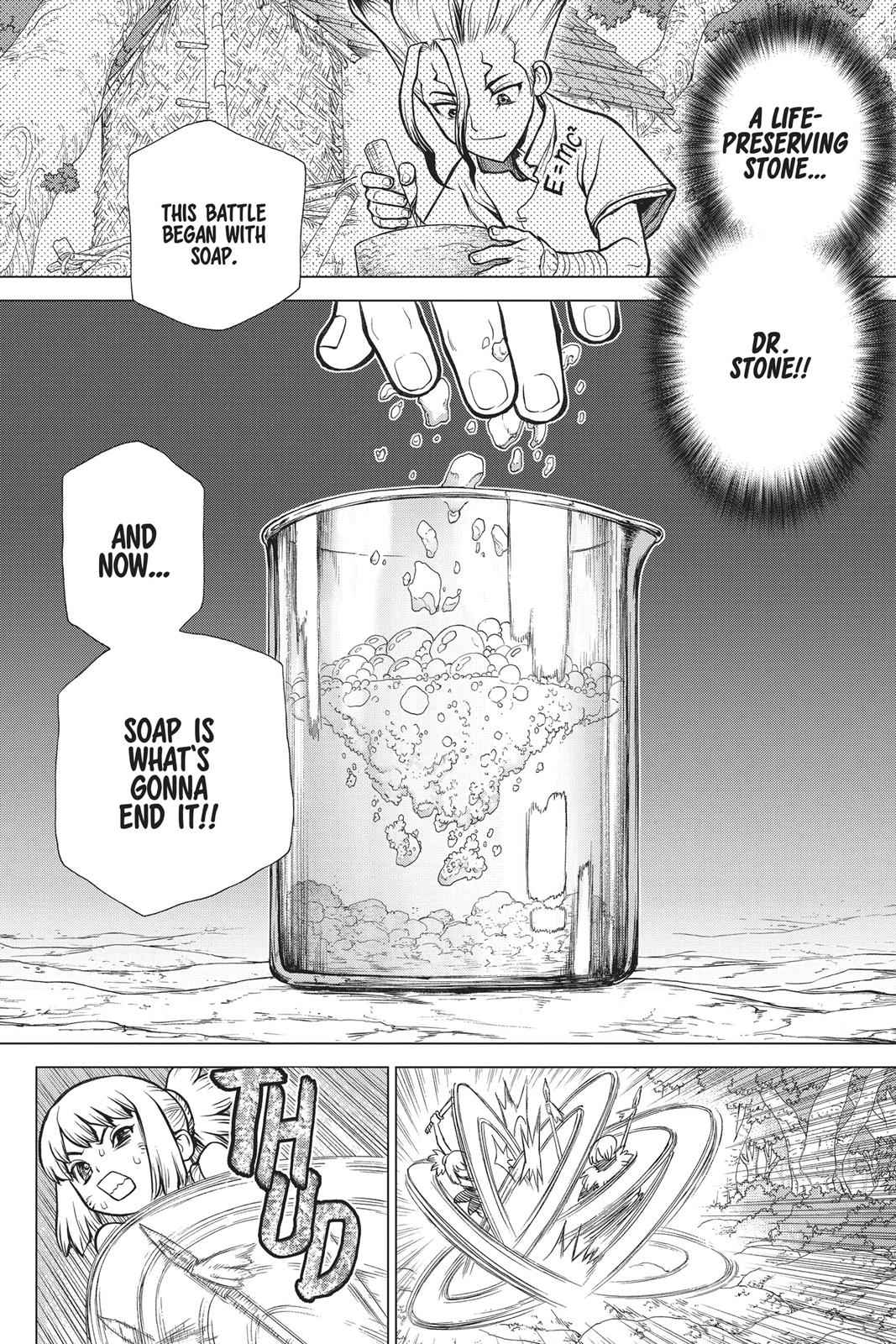 Dr. Stone Chapter 77 Page 13