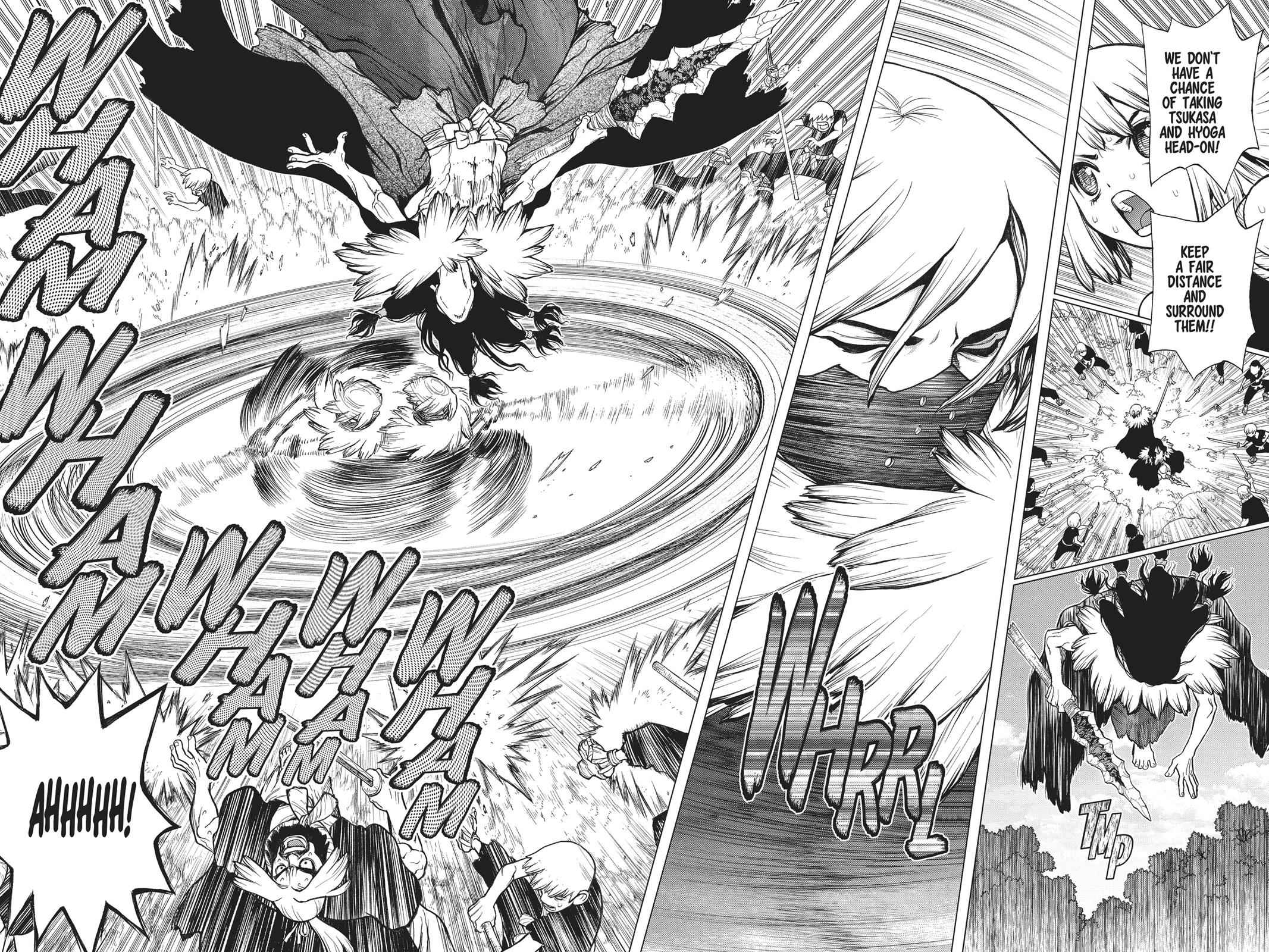 Dr. Stone Chapter 77 Page 4