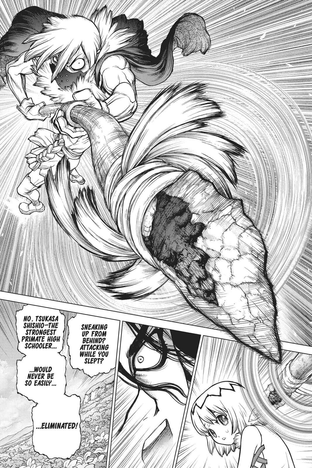 Dr. Stone Chapter 79 Page 15