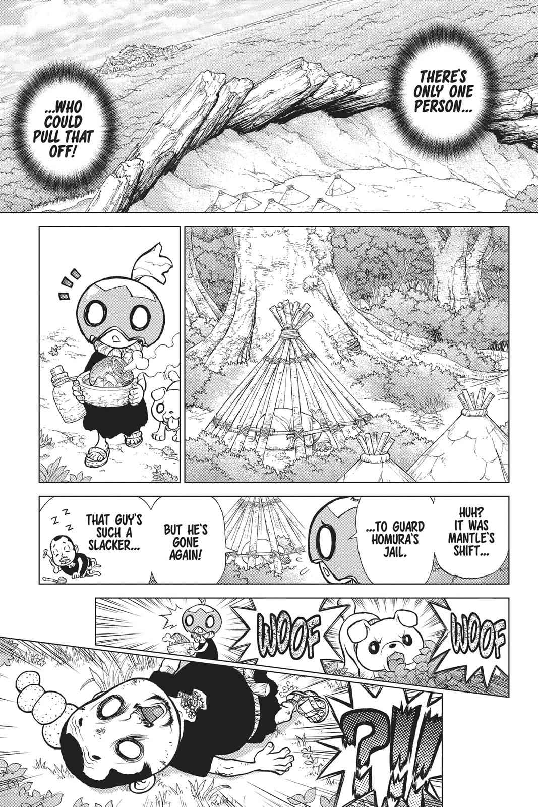 Dr. Stone Chapter 79 Page 8