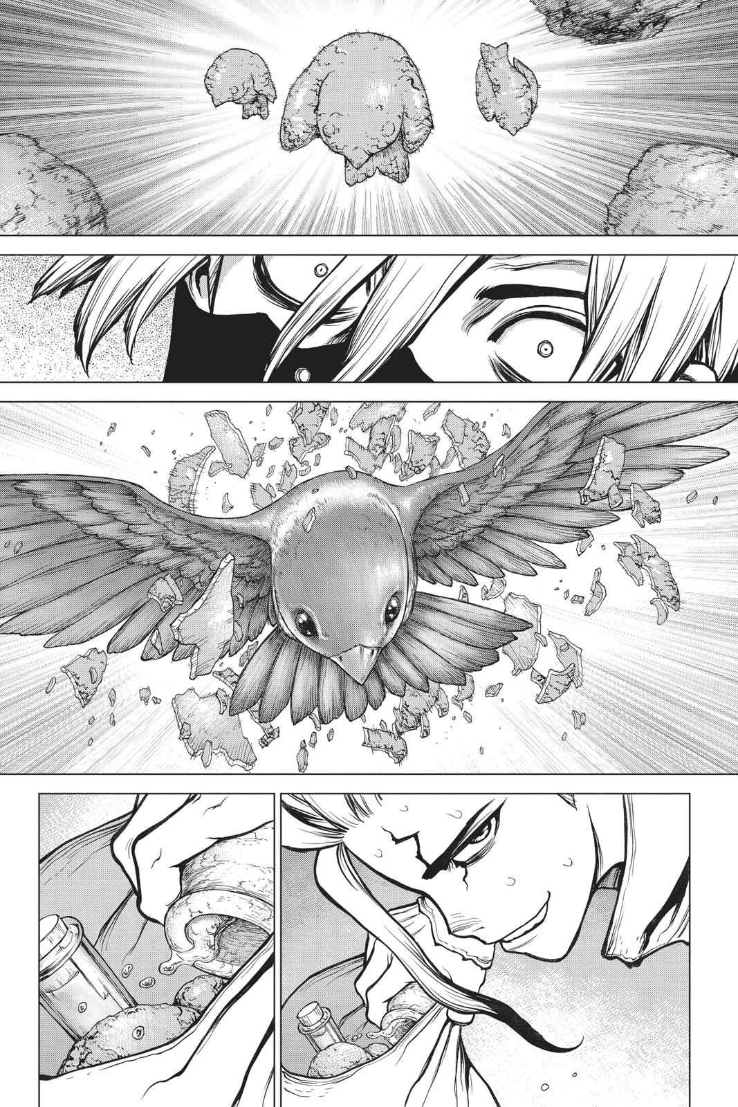 Dr. Stone Chapter 80 Page 20