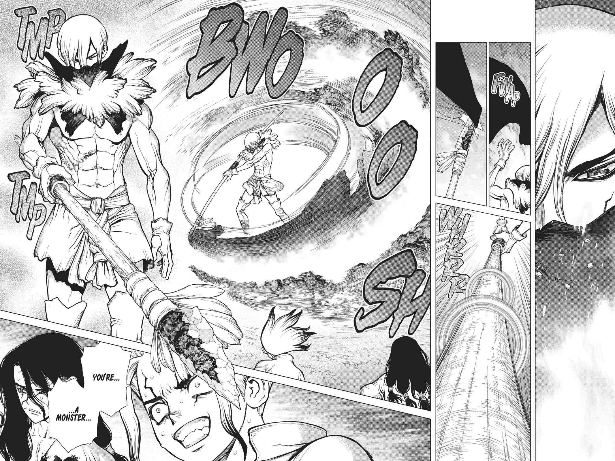Dr. Stone Chapter 81 Page 7