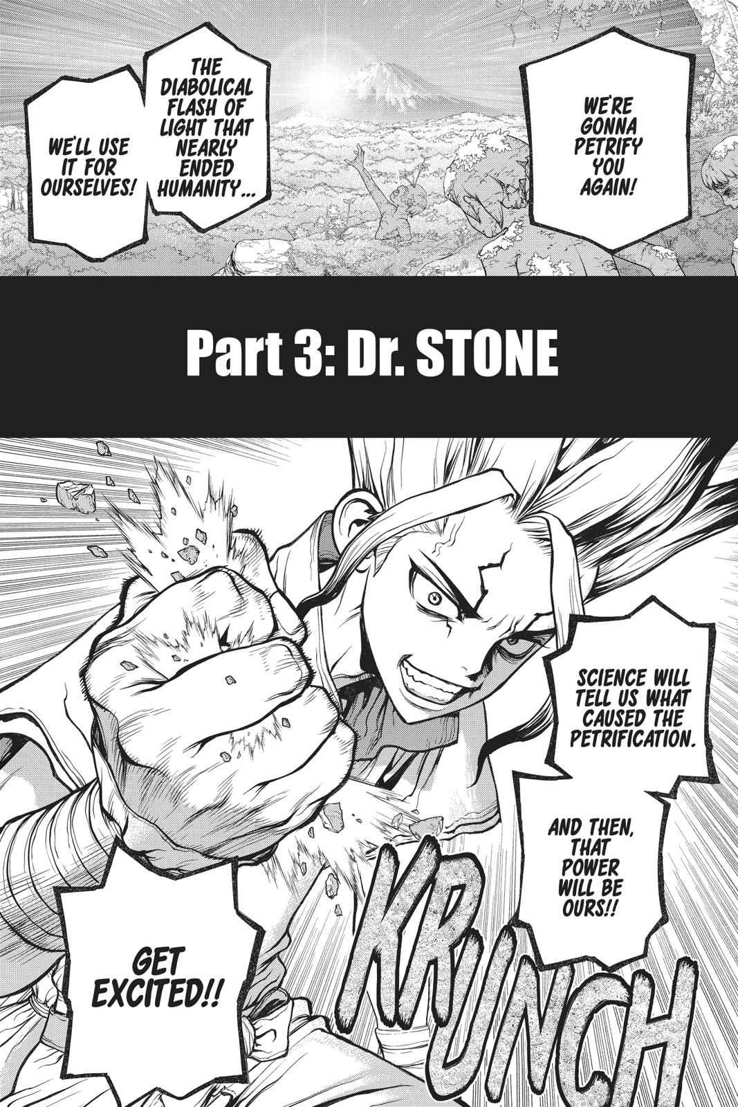 Dr. Stone Chapter 82 Page 18