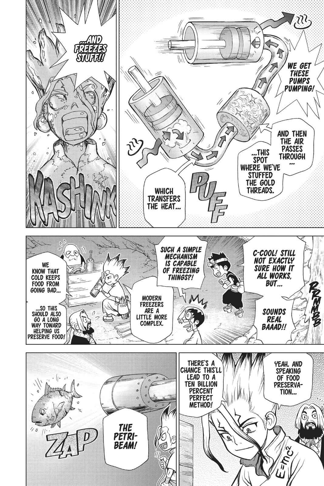Dr. Stone Chapter 83 Page 13