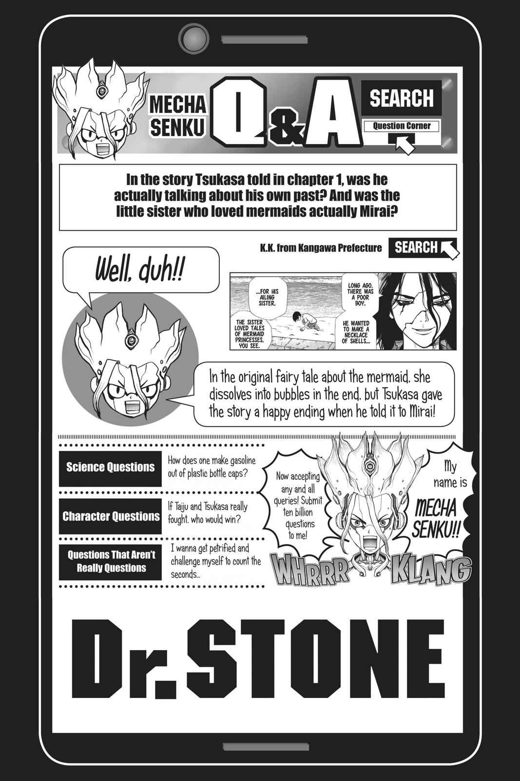 Dr. Stone Chapter 83 Page 22