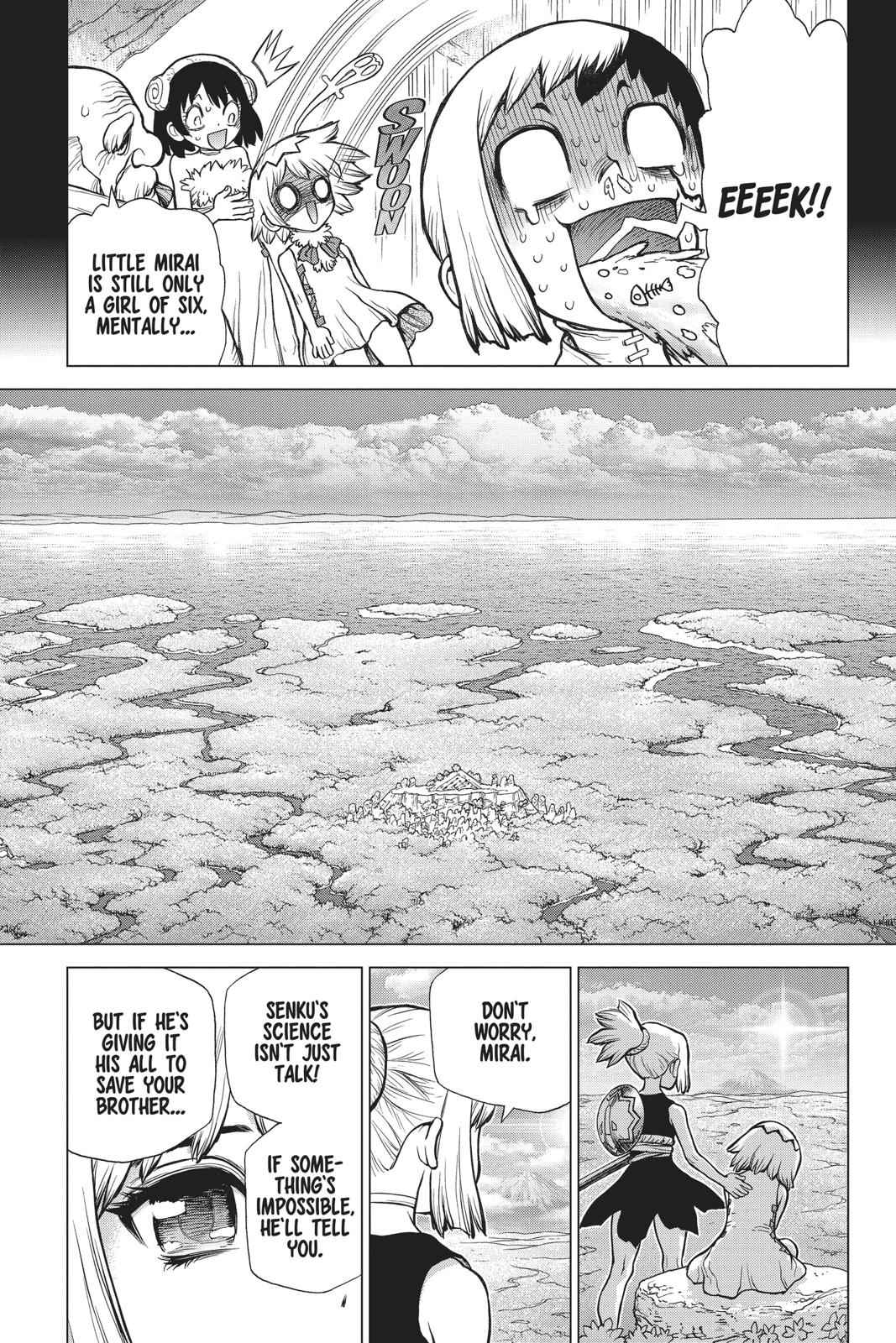 Dr. Stone Chapter 83 Page 6