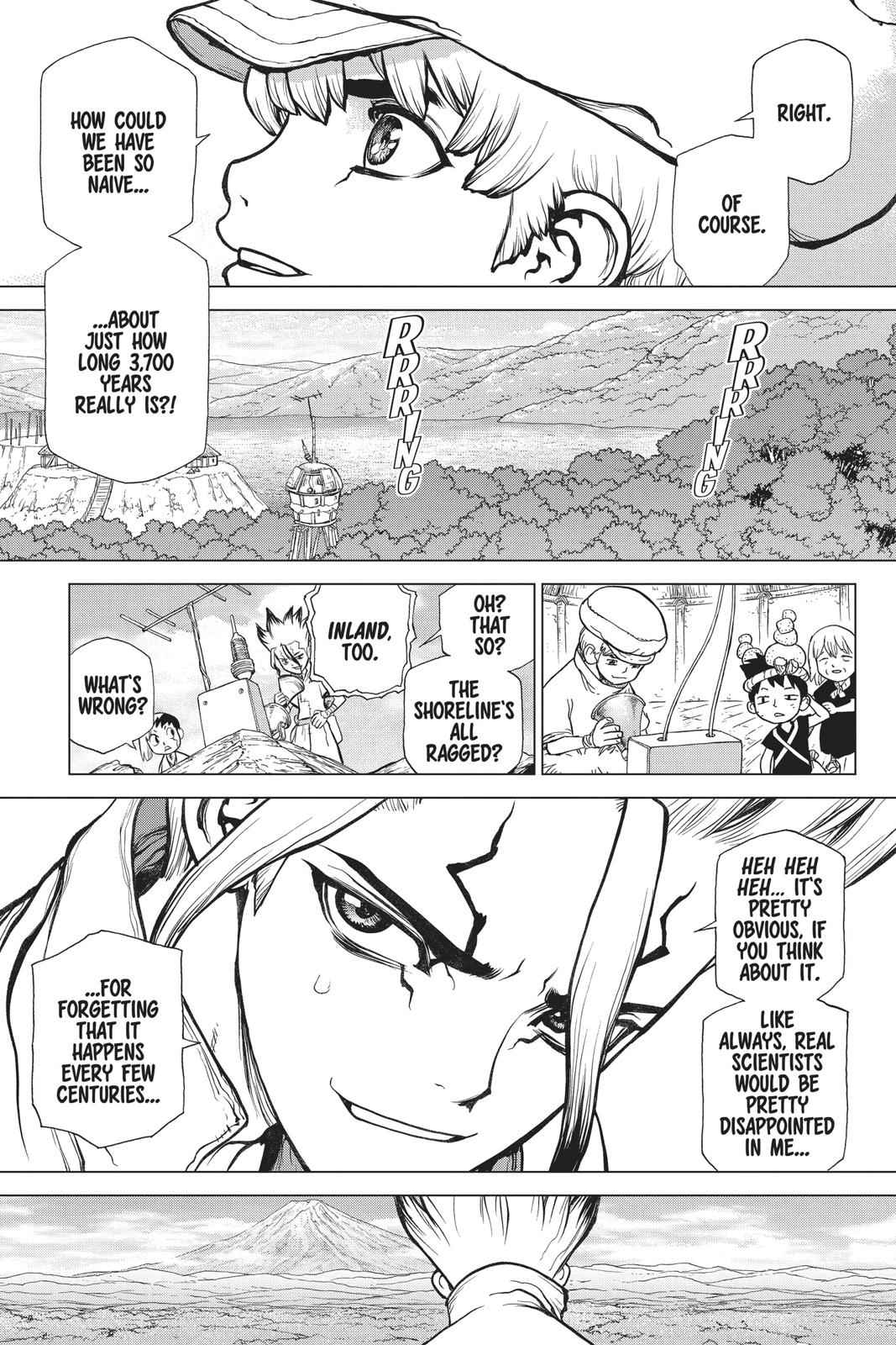 Dr. Stone Chapter 86 Page 12