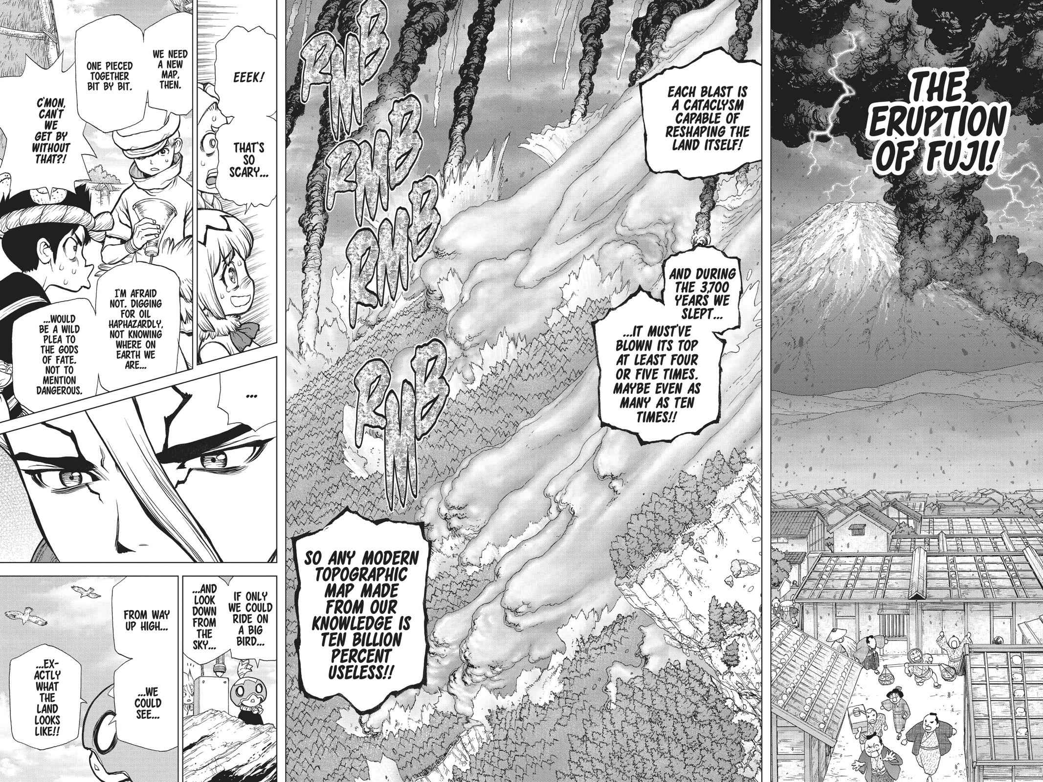 Dr. Stone Chapter 86 Page 13