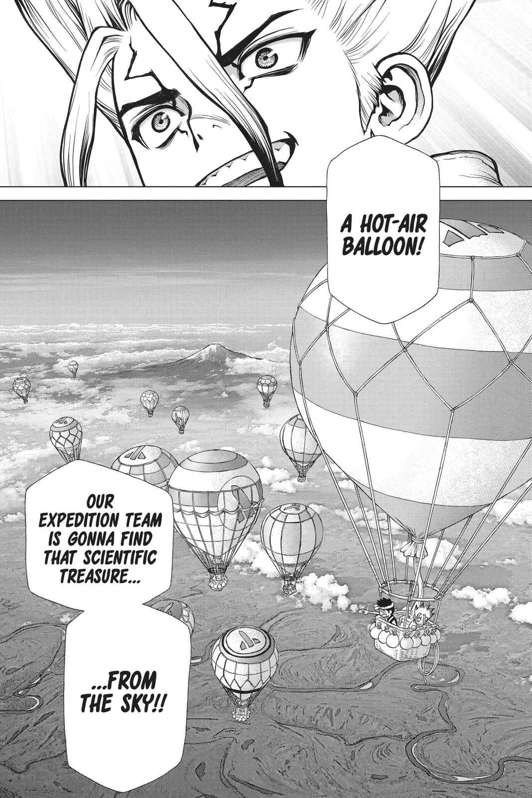 Dr. Stone Chapter 86 Page 17