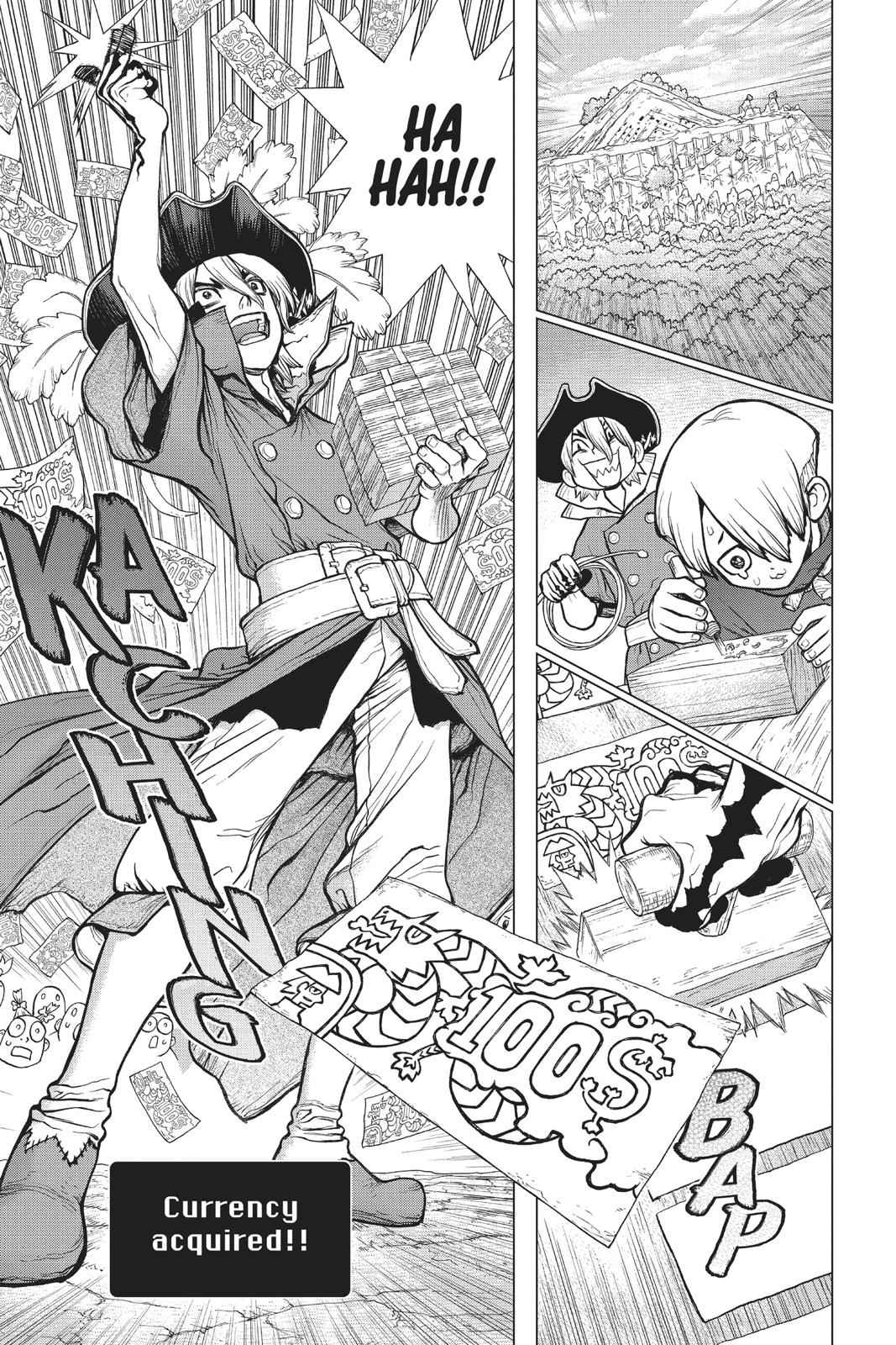 Dr. Stone Chapter 86 Page 5