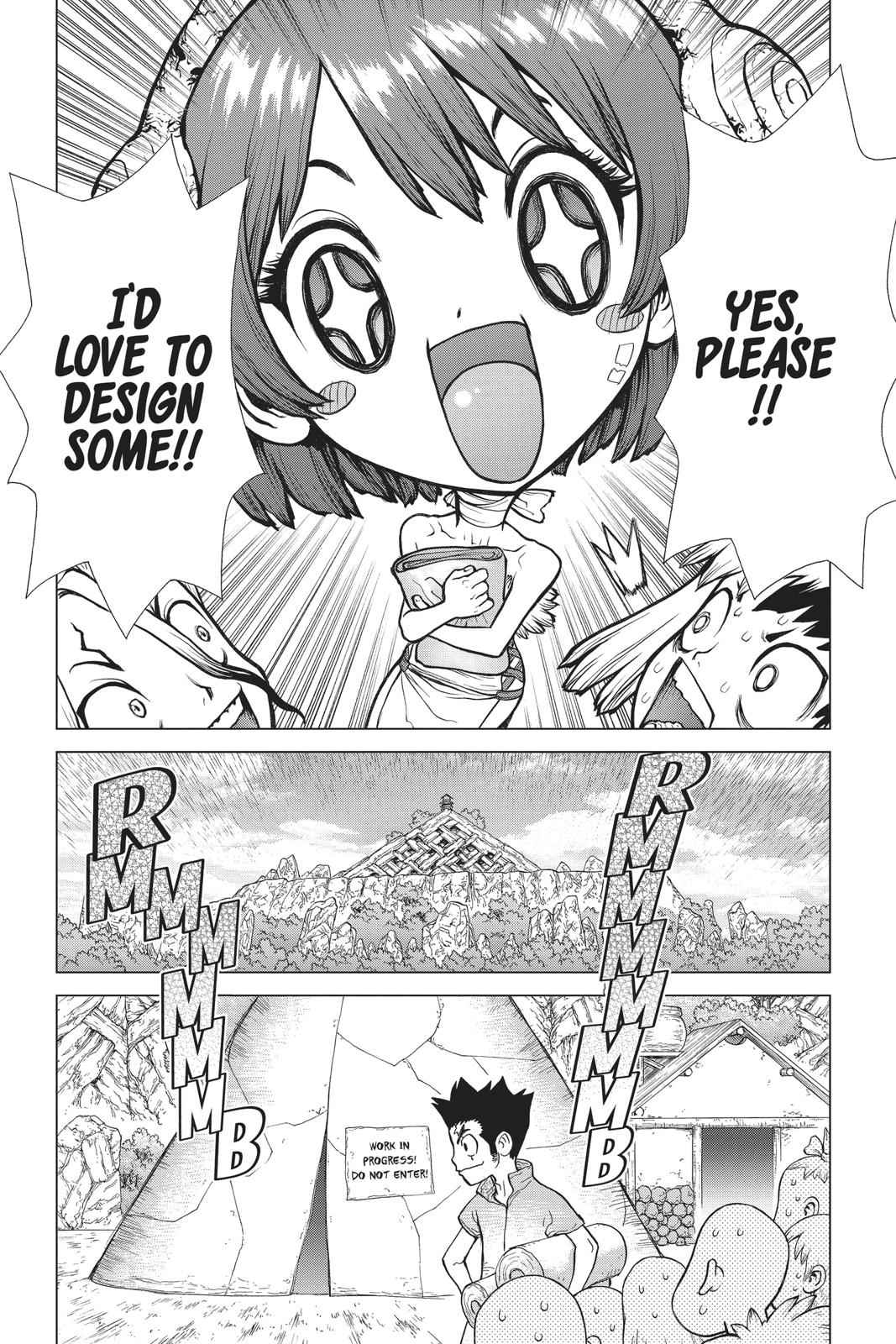 Dr. Stone Chapter 87 Page 14