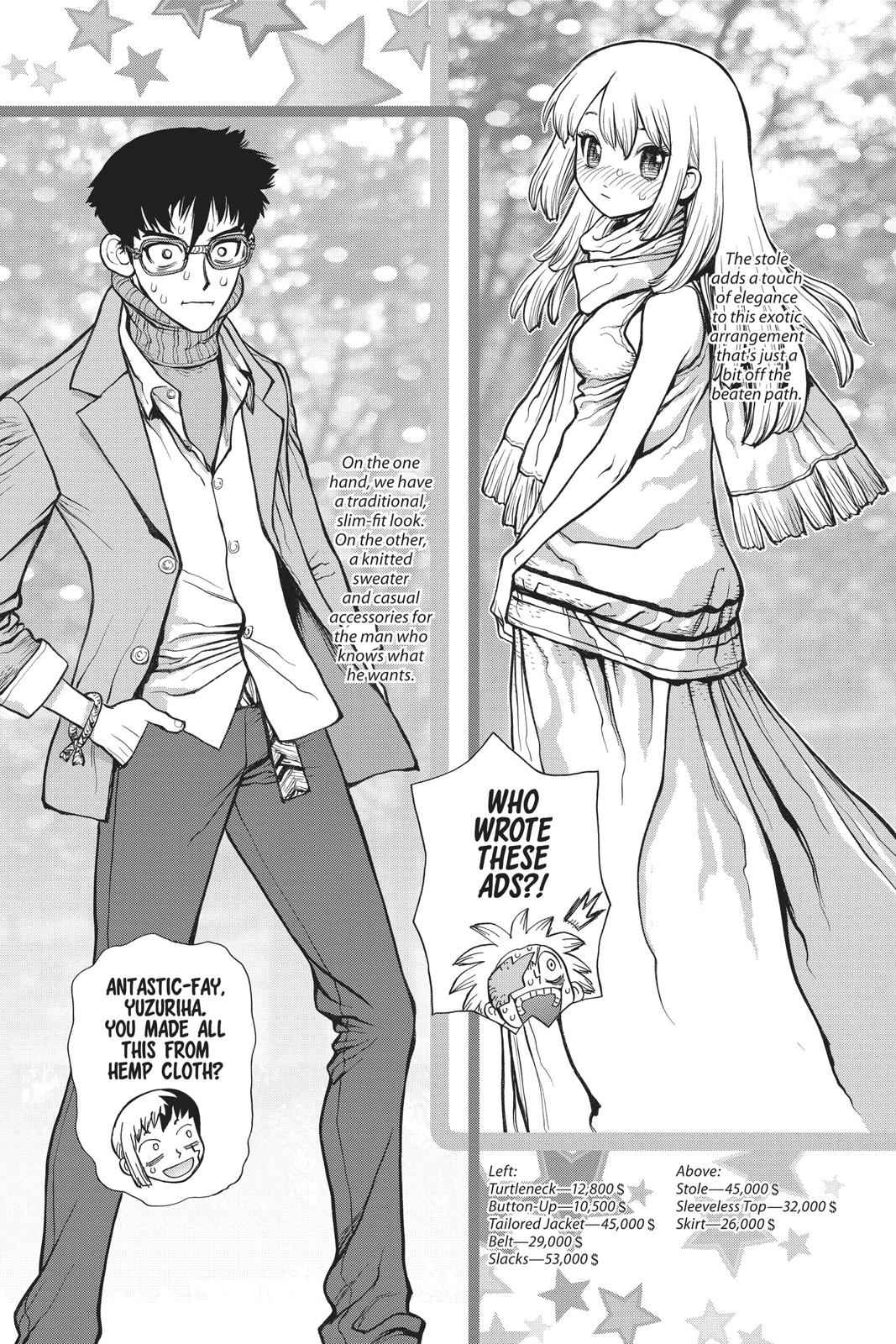 Dr. Stone Chapter 87 Page 16