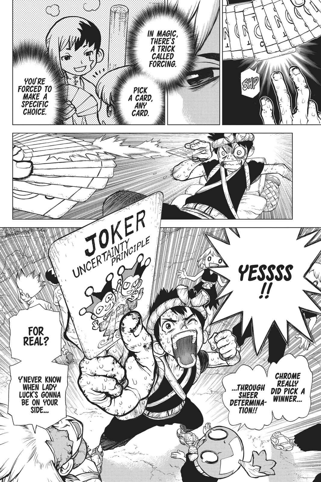 Dr. Stone Chapter 88 Page 11