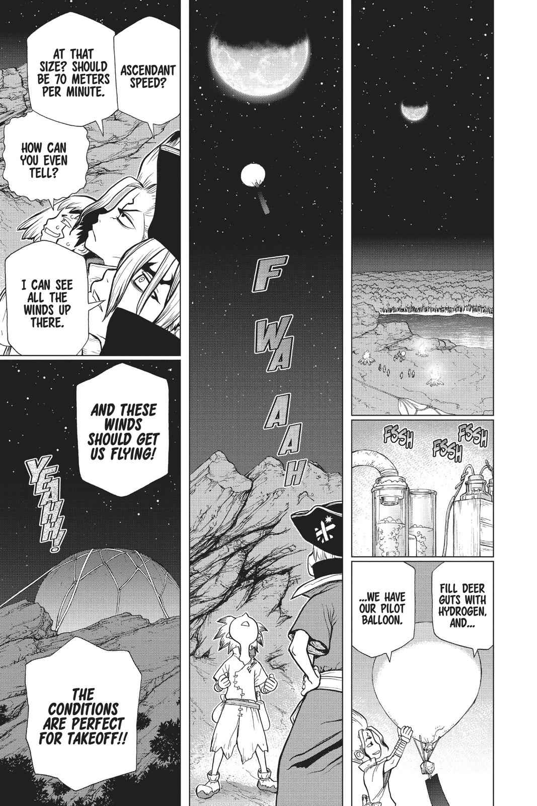 Dr. Stone Chapter 88 Page 12