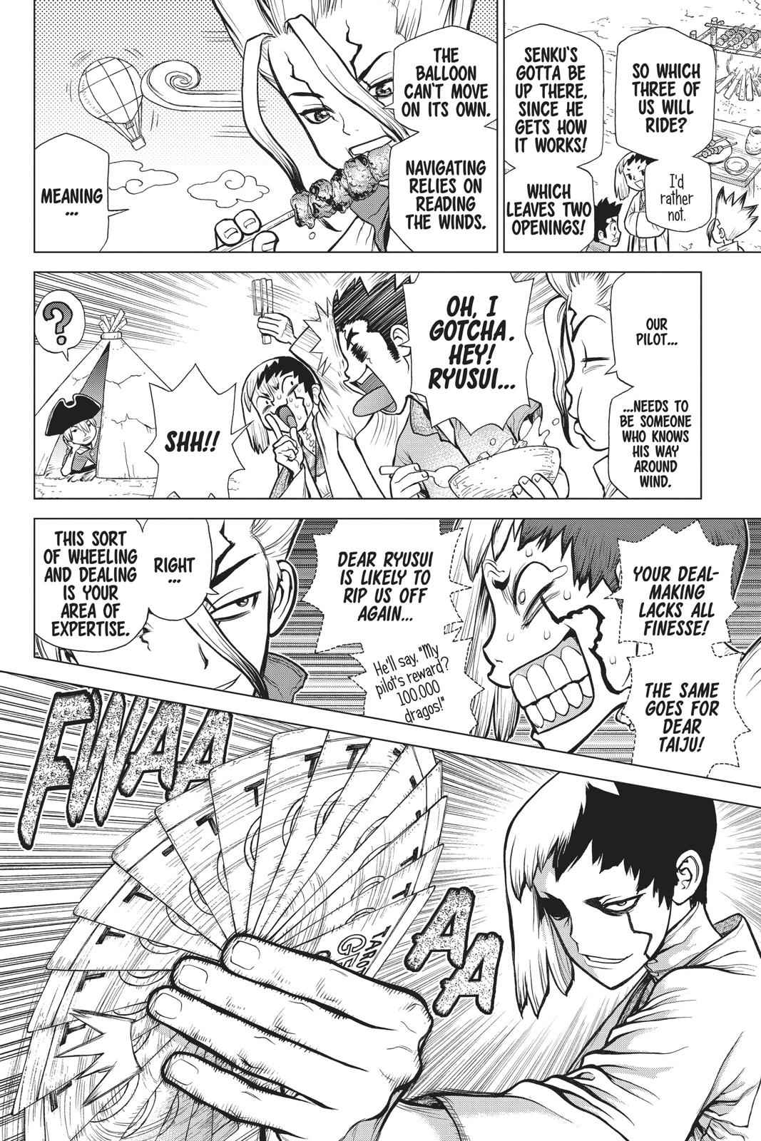 Dr. Stone Chapter 88 Page 5