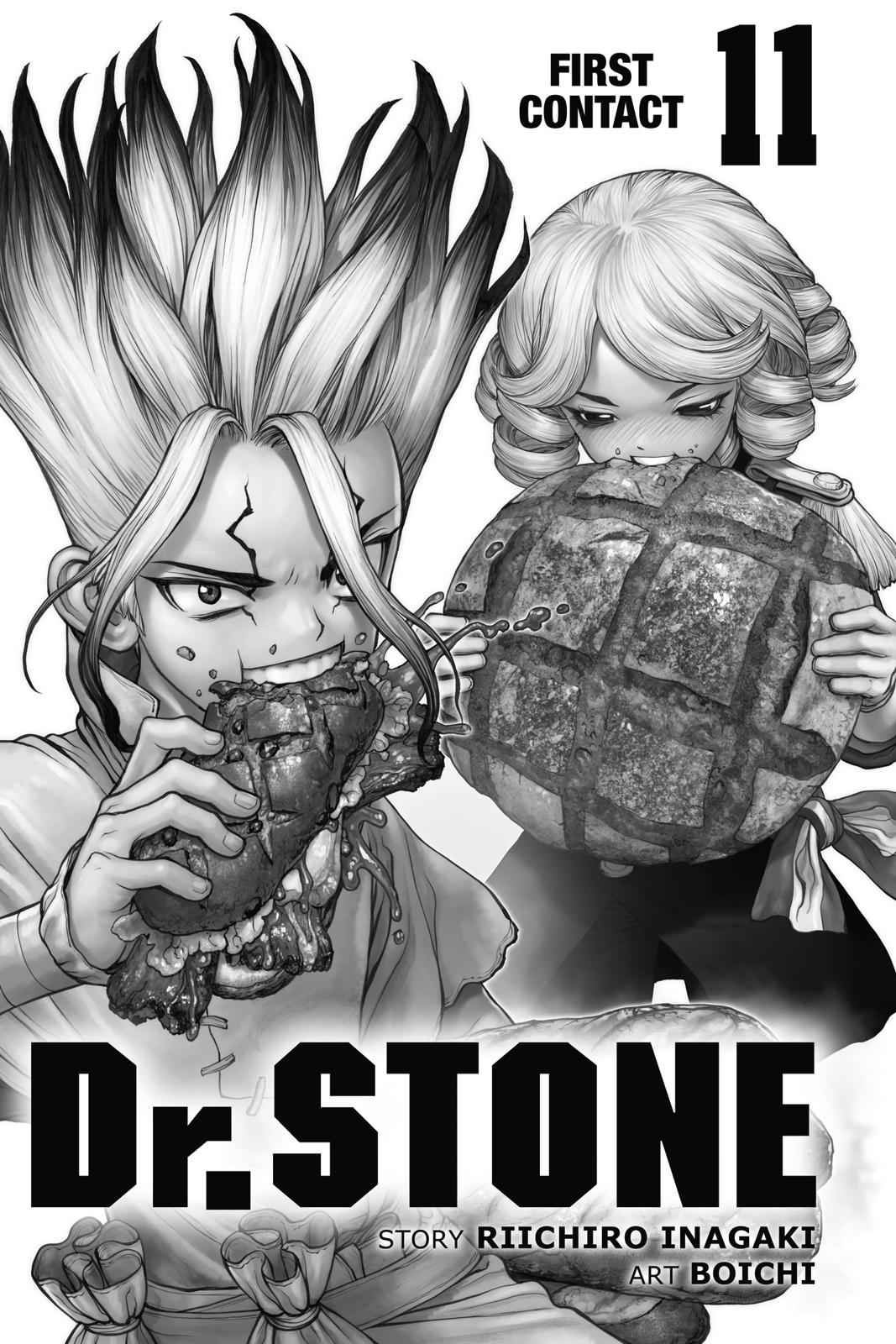 Dr. Stone Chapter 89 Page 2