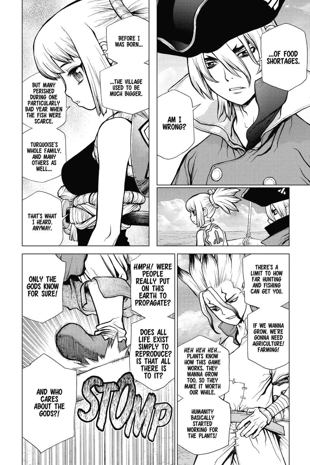 Dr. Stone Chapter 90 Page 13