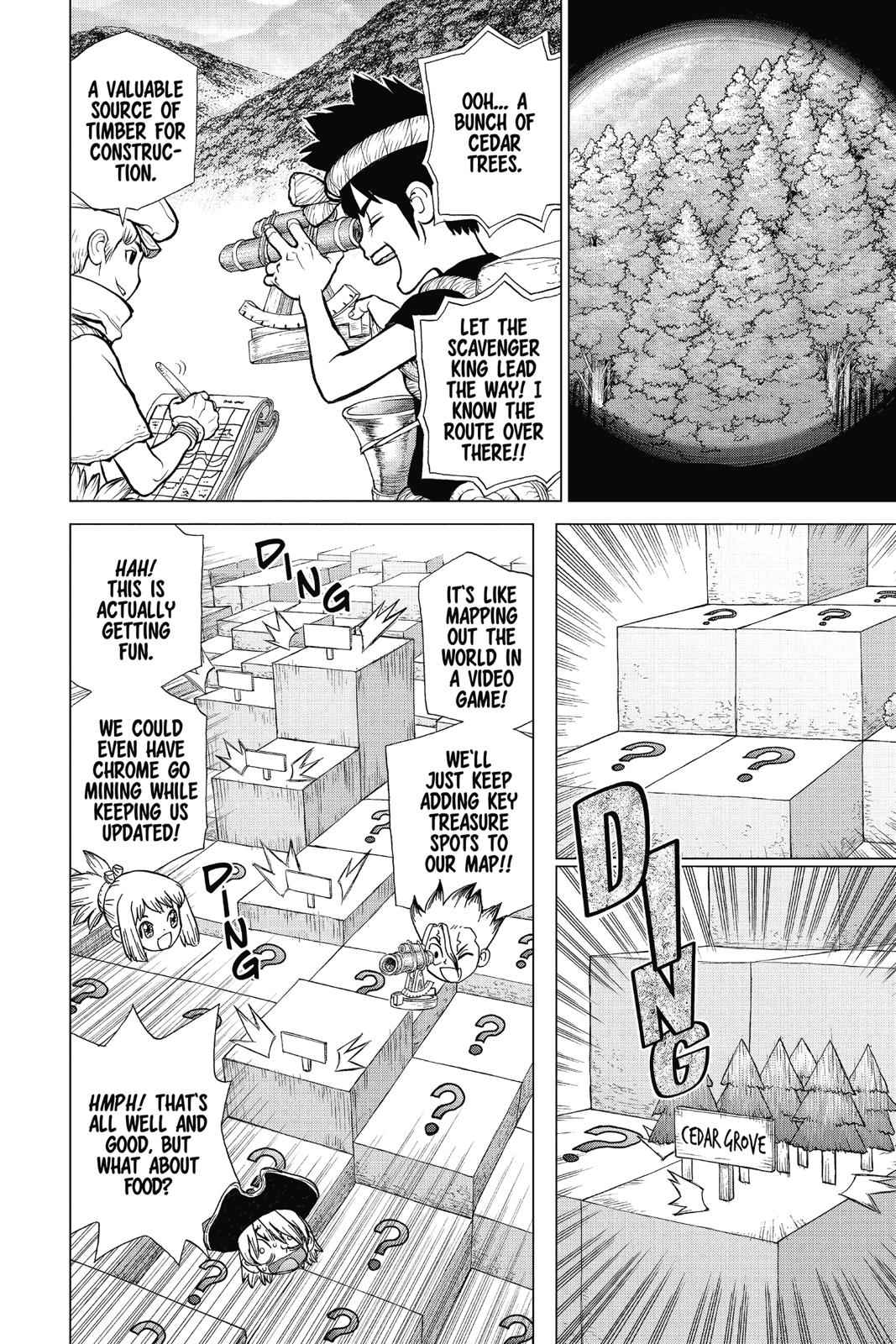 Dr. Stone Chapter 90 Page 7