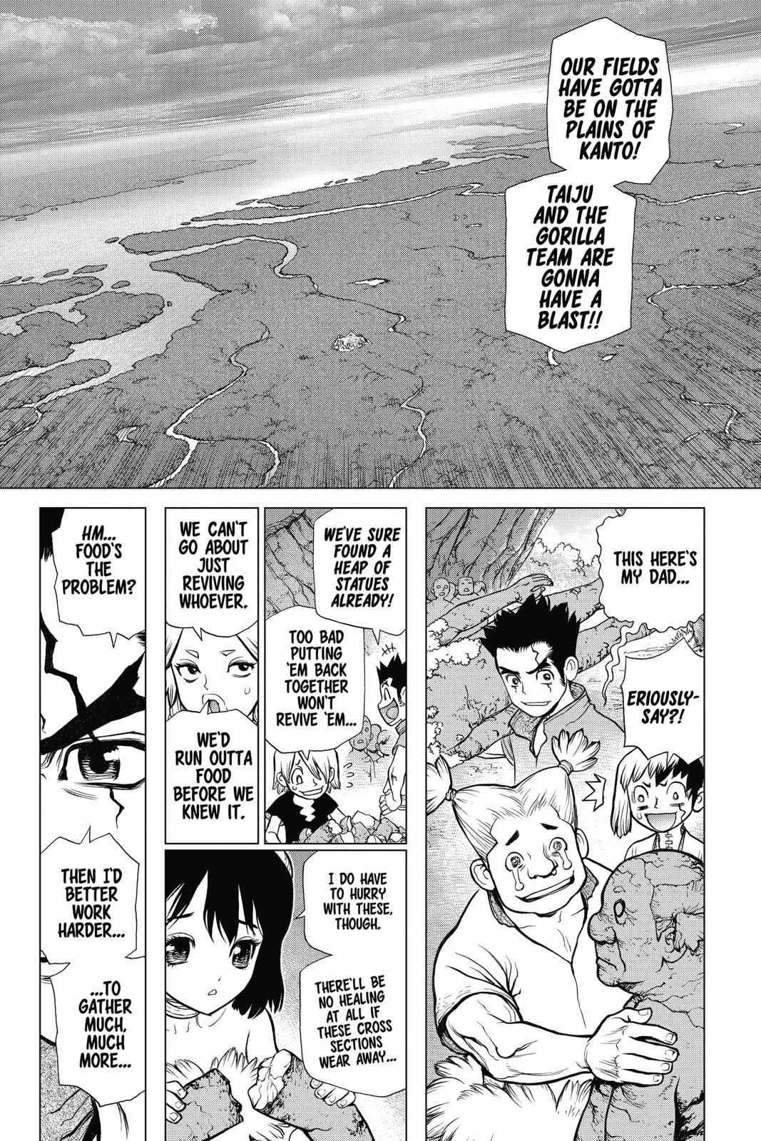Dr. Stone Chapter 91 Page 4