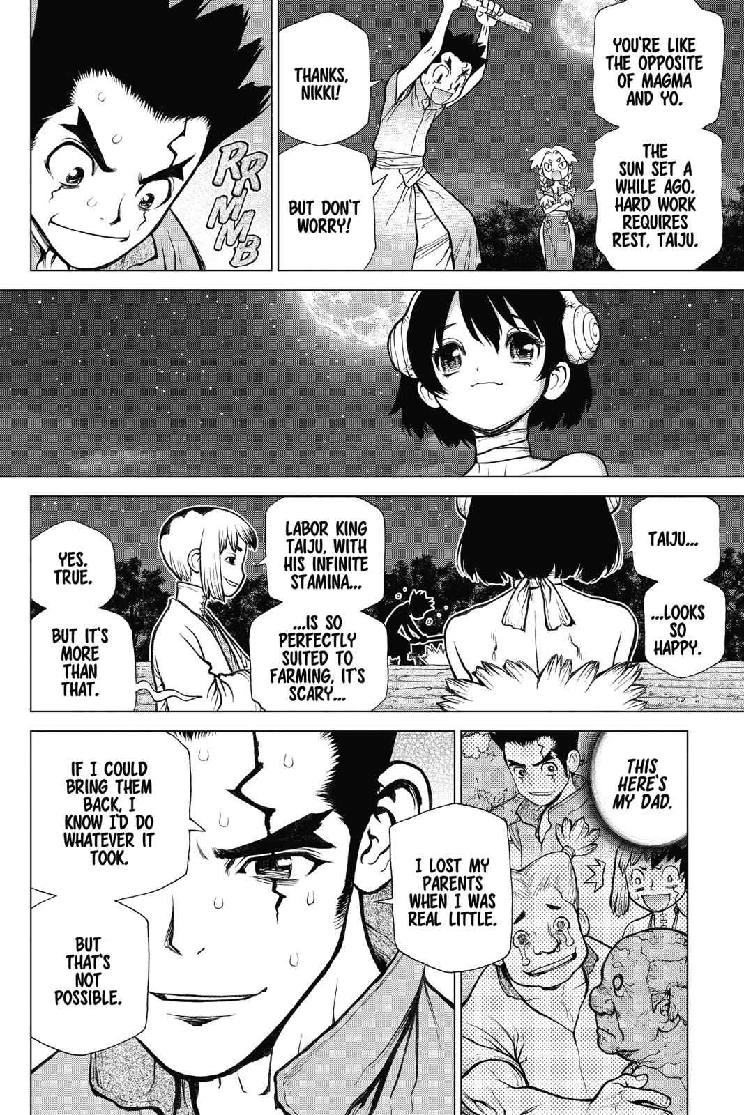 Dr. Stone Chapter 91 Page 9