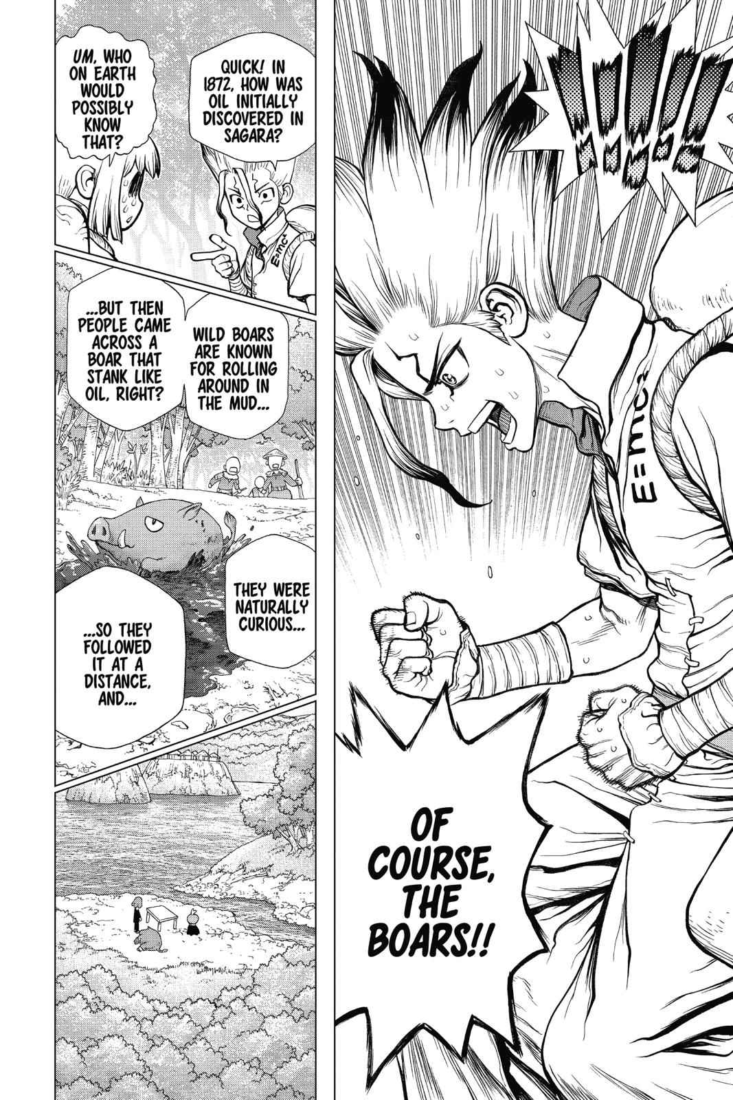 Dr. Stone Chapter 94 Page 16