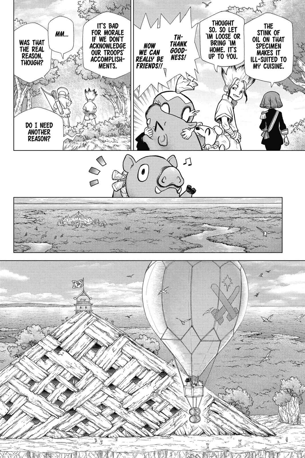 Dr. Stone Chapter 95 Page 7