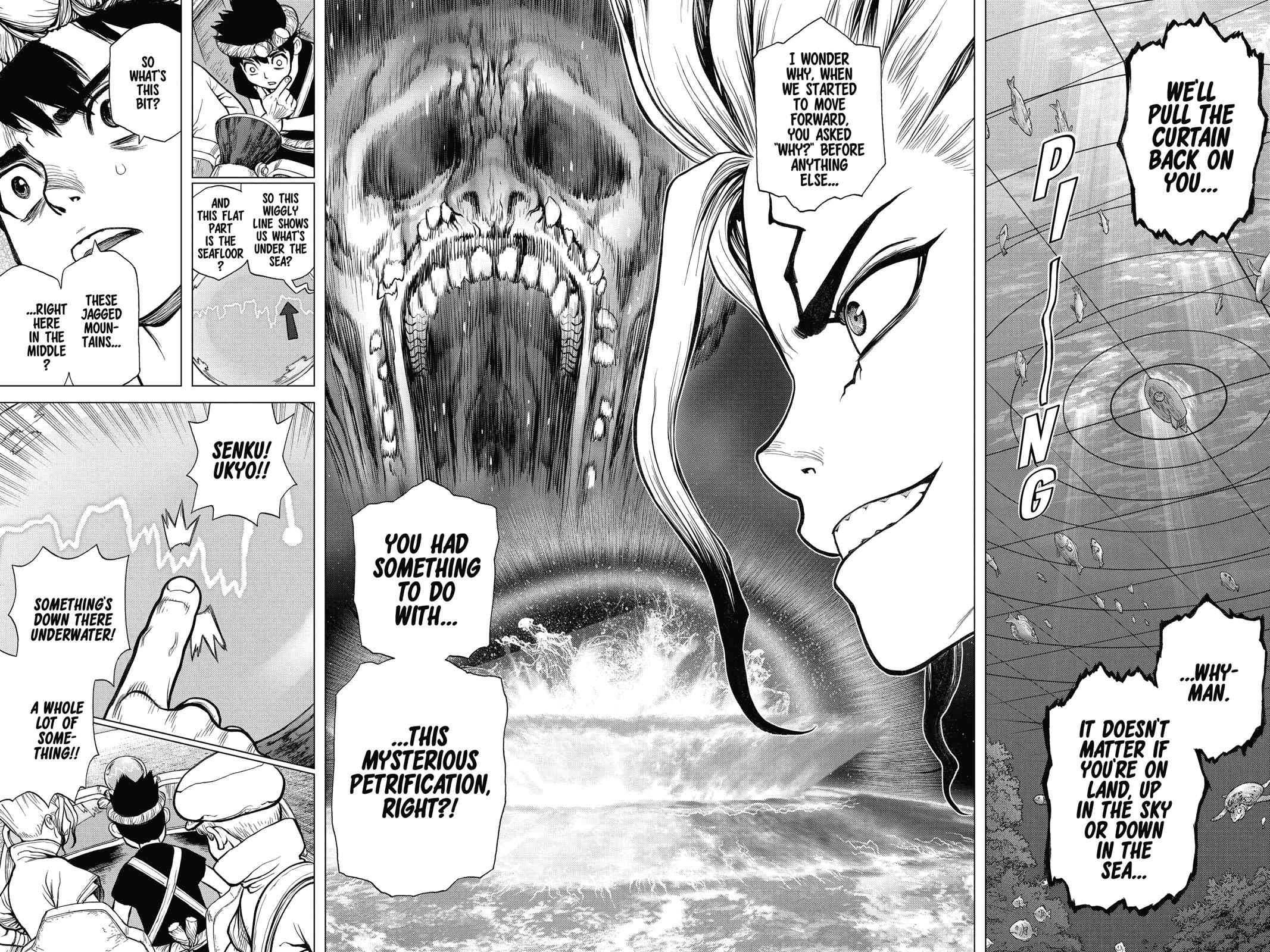 Dr. Stone Chapter 96 Page 16